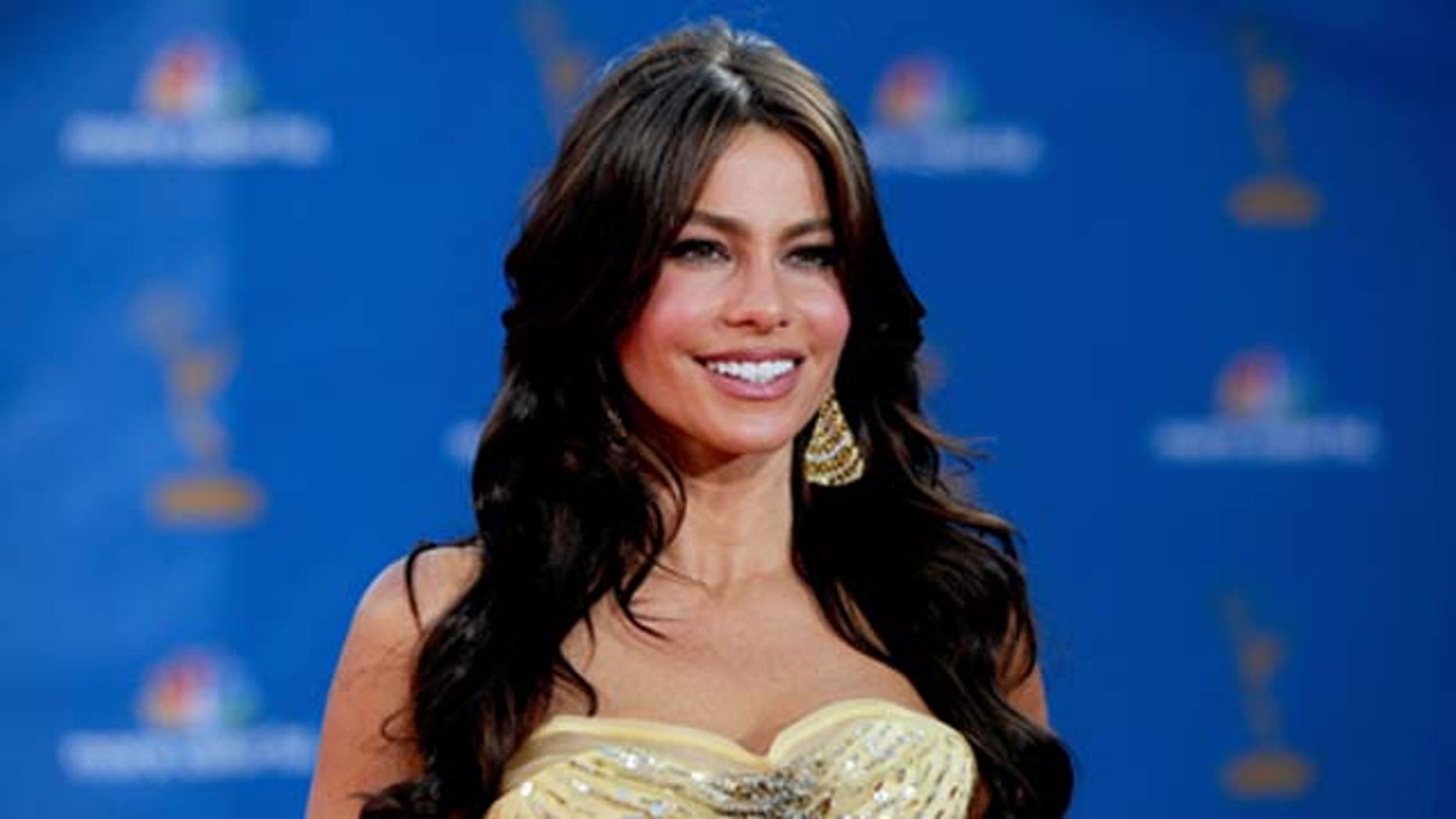 """June 7, 2011: Colombian actress Sofía Vergara has been nominated for """"Best Supporting Actress"""" by the Critics Choice TV Awards."""