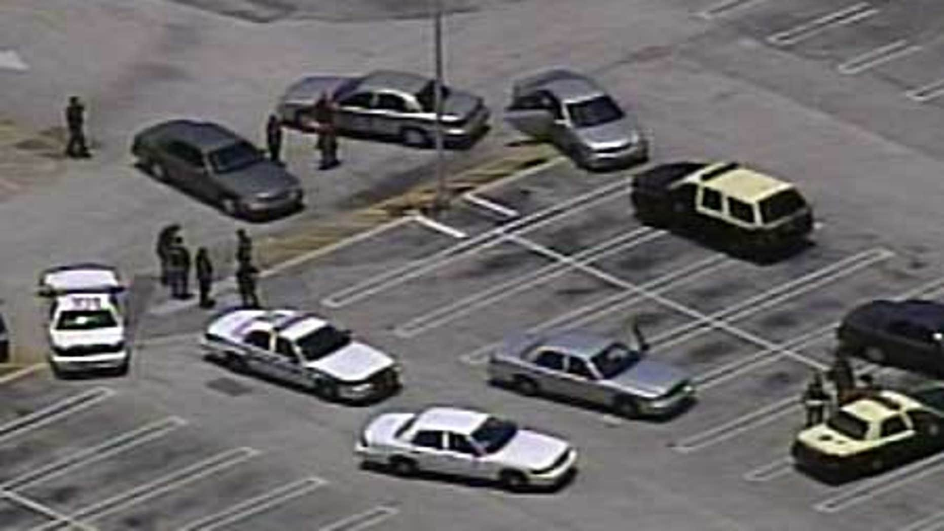 July 24: Police descend upon the University of South Florida after reports of a gunman on the loose put the campus on lockdown.