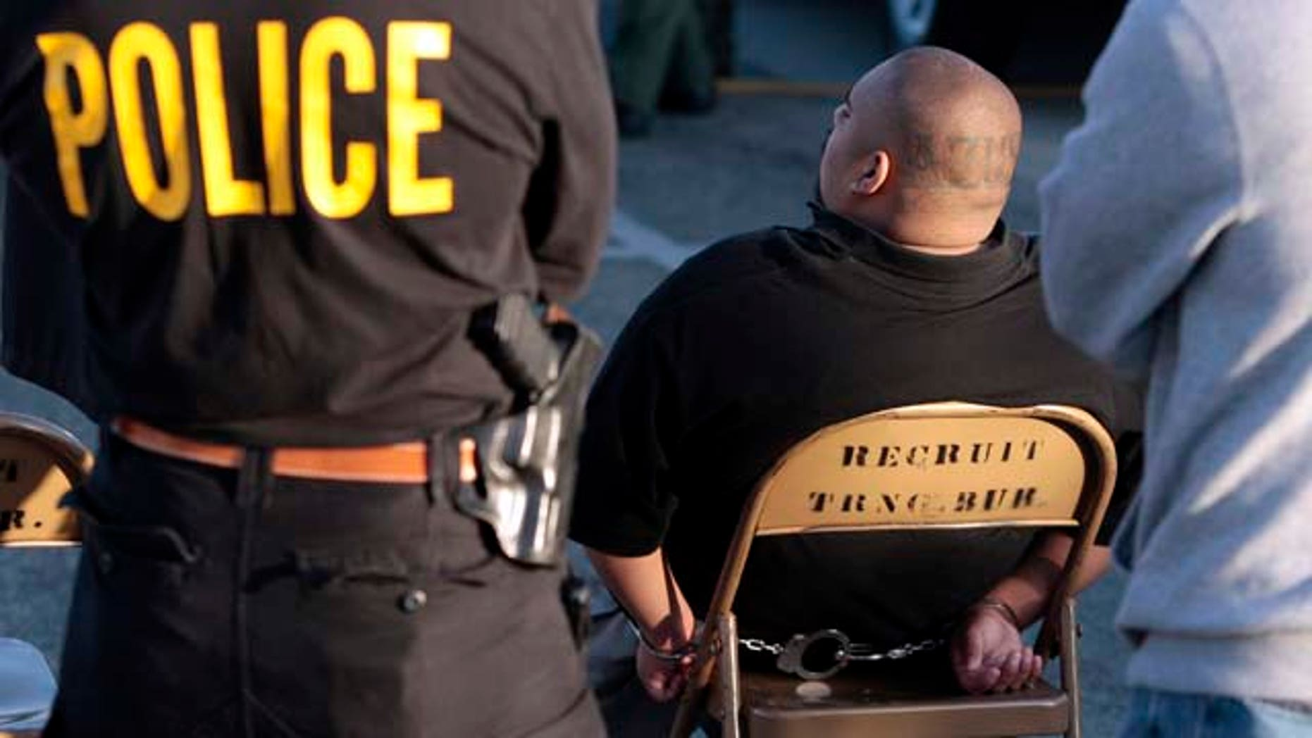 Latino Gang Tried to Drive All Blacks From California City