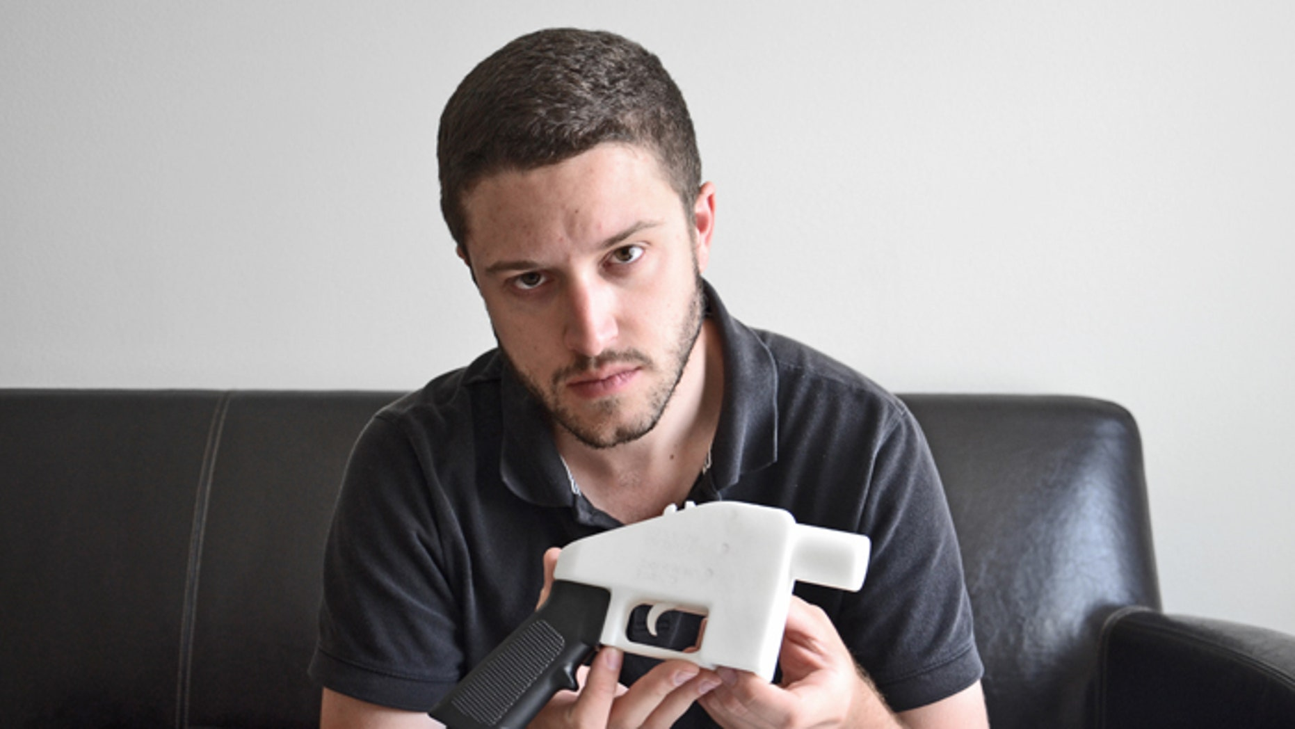 Cody Wilson claims the federal government violated his rights under the First, Second and Fifth amendments when it prosecuted him for publishing plans for 3D printed guns. (Courtesy: Cody Wilson)