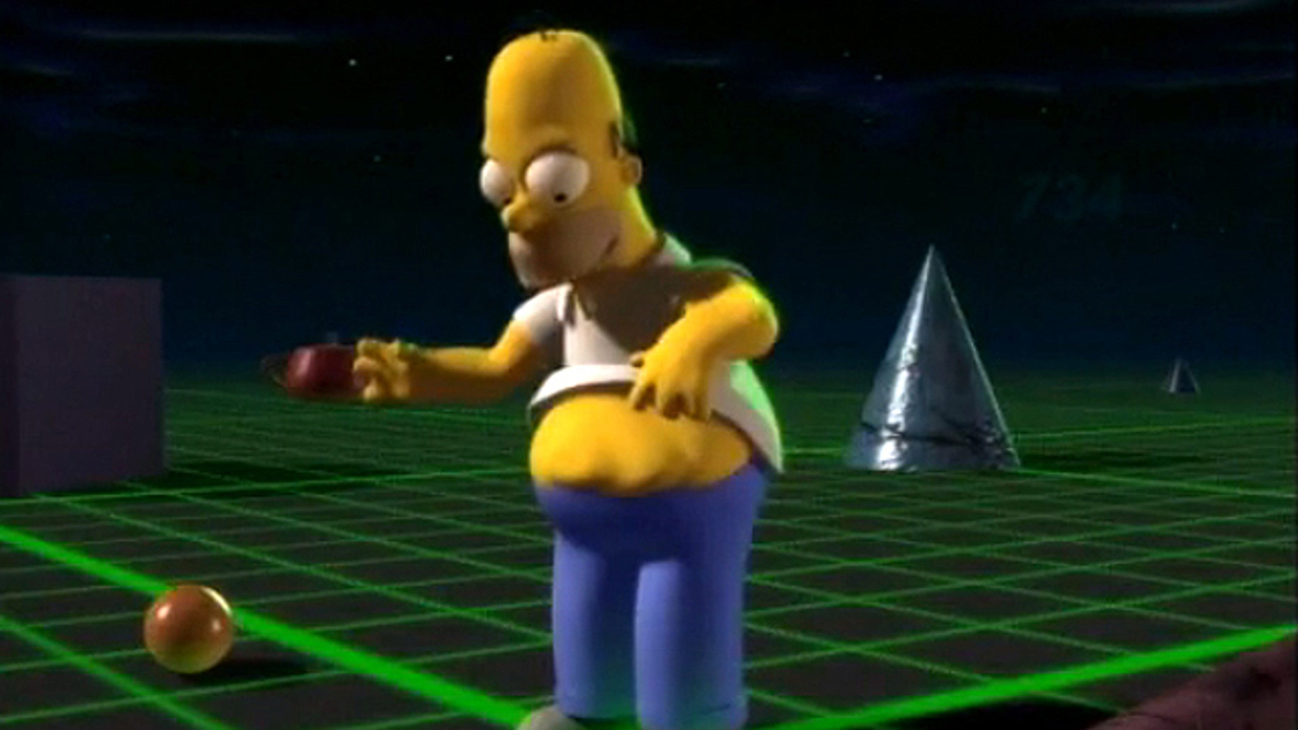 Homer discovered a third dimension in Treehouse of Horror VI. For us, CERN scientists could be close to confirming the existence of extra dimensions beyond the classical four (length breadth, dept, and time).