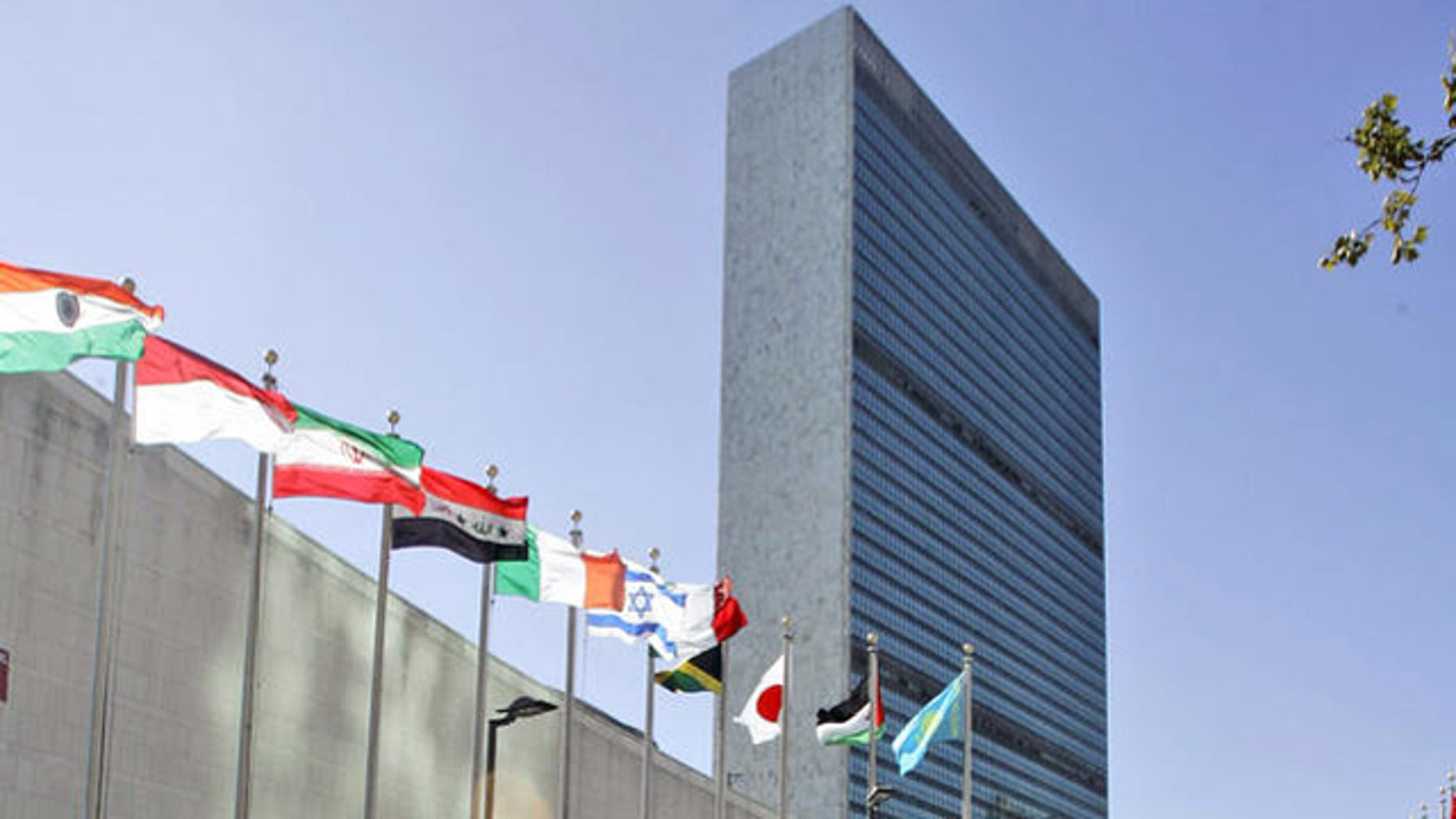 The United Nations hopes to build a second building in New York that could rise as high as its landmark Secretariat building.