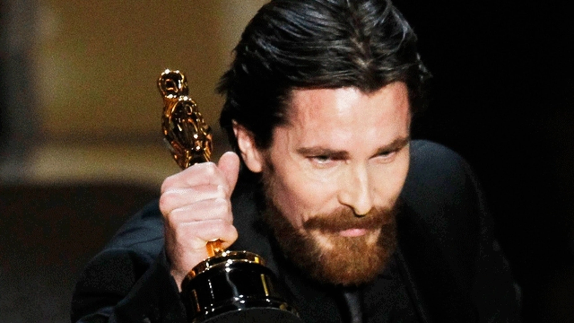 Christian Bale. (Reuters)