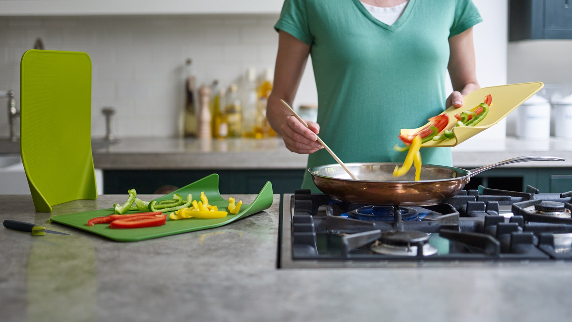 If mom's a foodie, she's gonna love these cool kitchen tools.