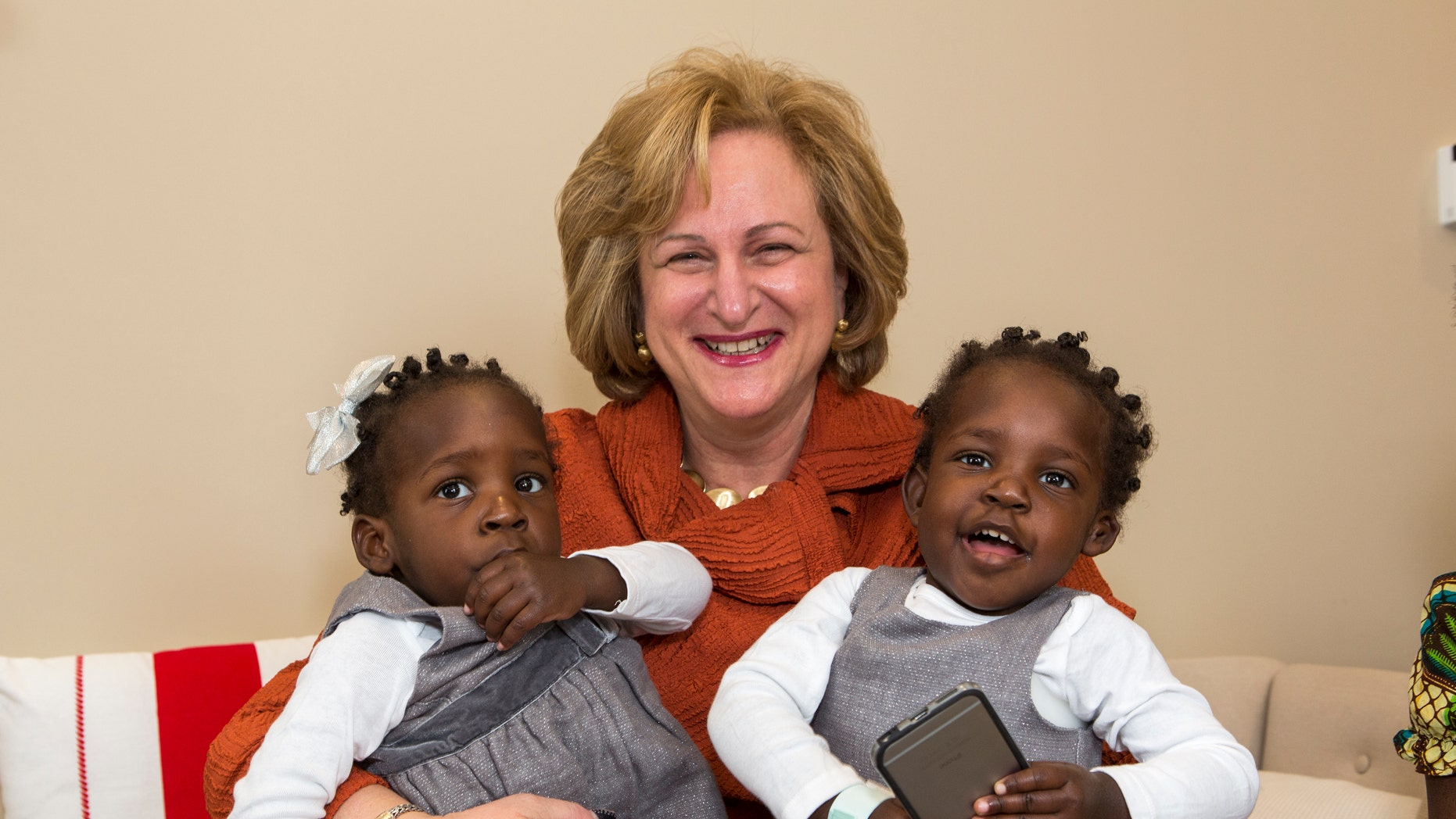 Dr. Gail Besner, chief of Pediatric Surgery, led a team at Nationwide Children`s Hospital to separate these formerly conjoined twins in 2015. Today, she`s proud of their recovery and loves their individual, special personalities.