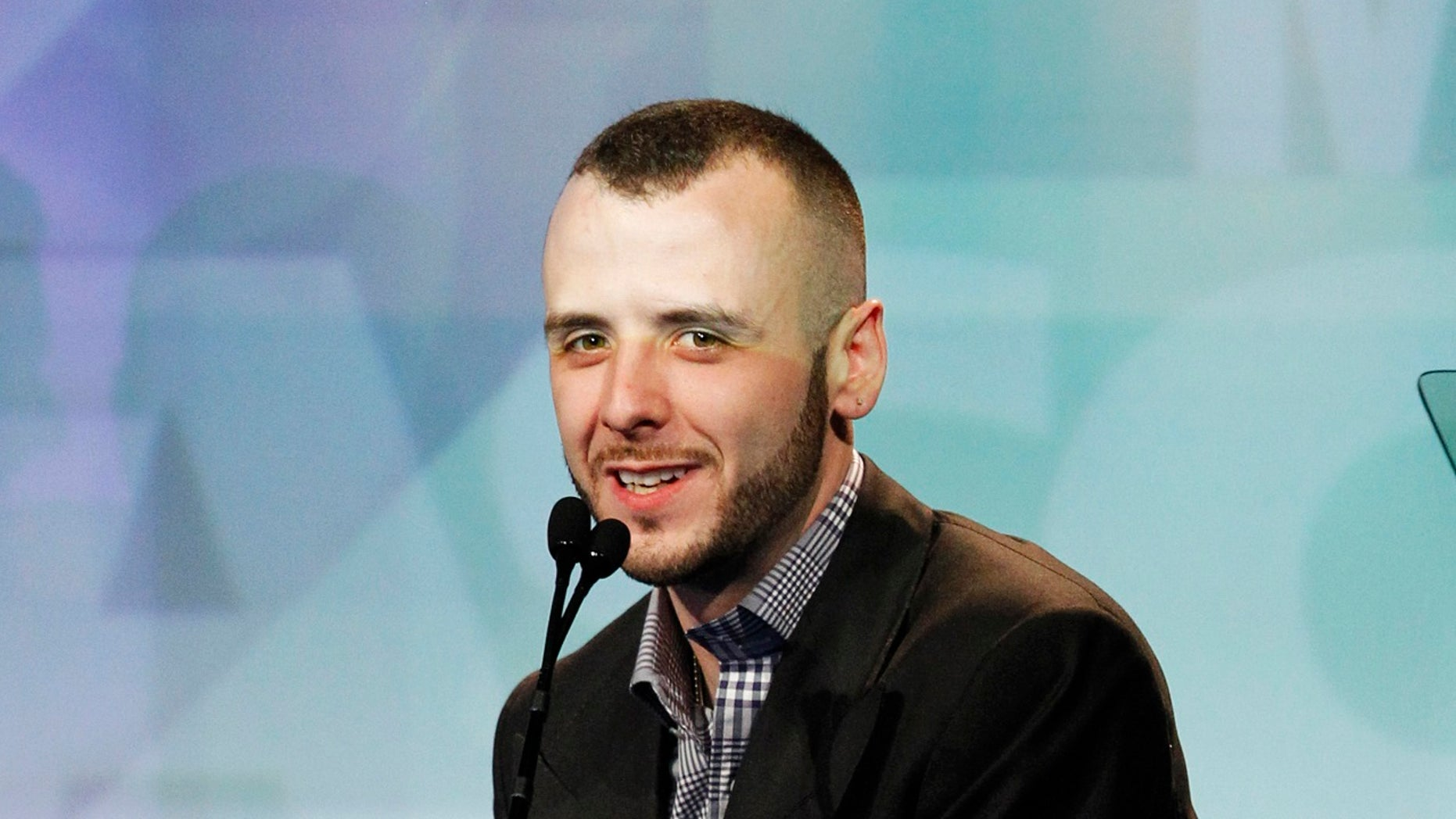 "Drake's producer, Noah ""40"" Shebib, at June 2011 event."