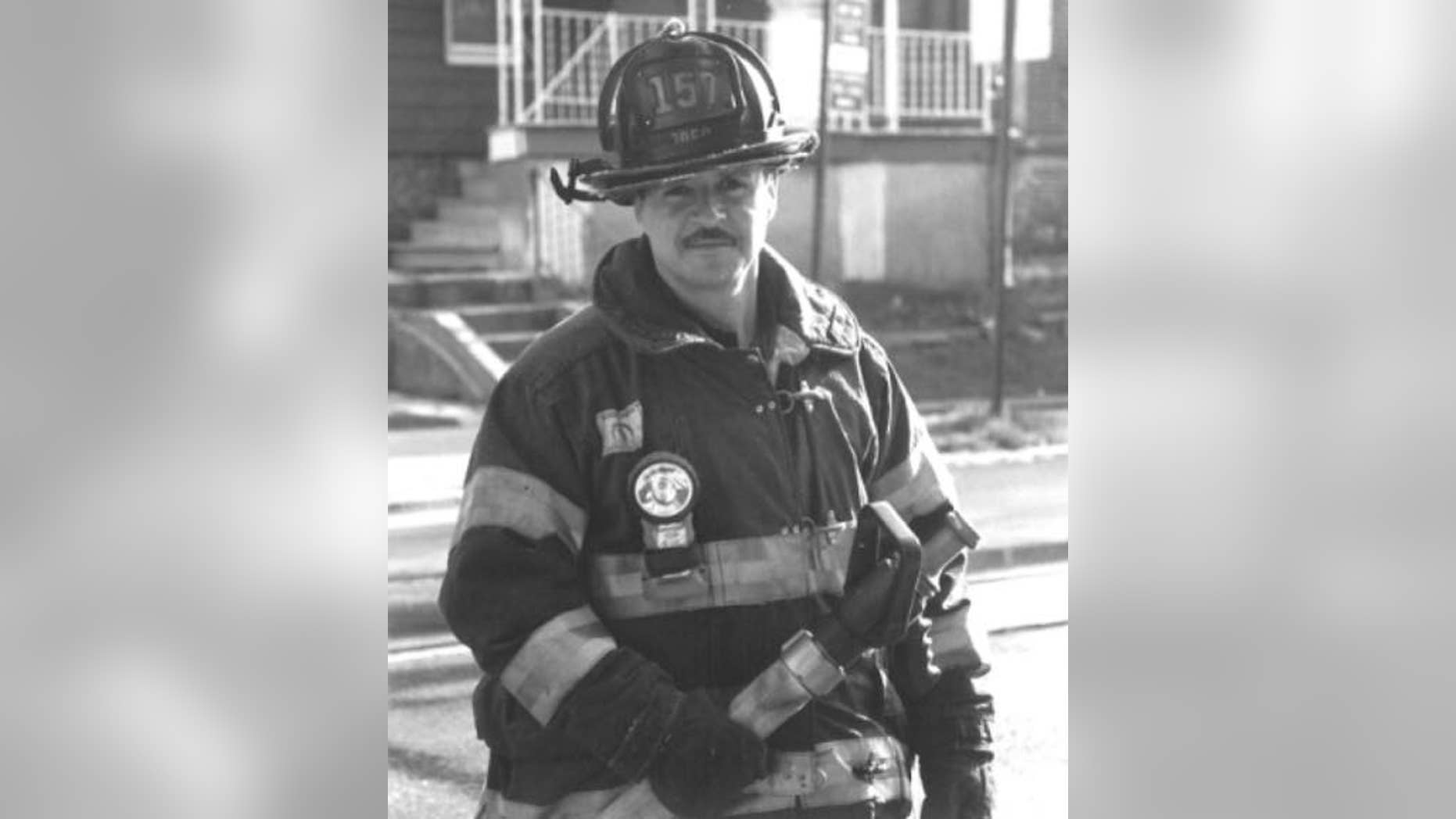 Jimmy Martinez, a 26-year veteran of the FDNY died on Thursday from cancer, believed to be linked to his response at Ground Zero after 9/11.