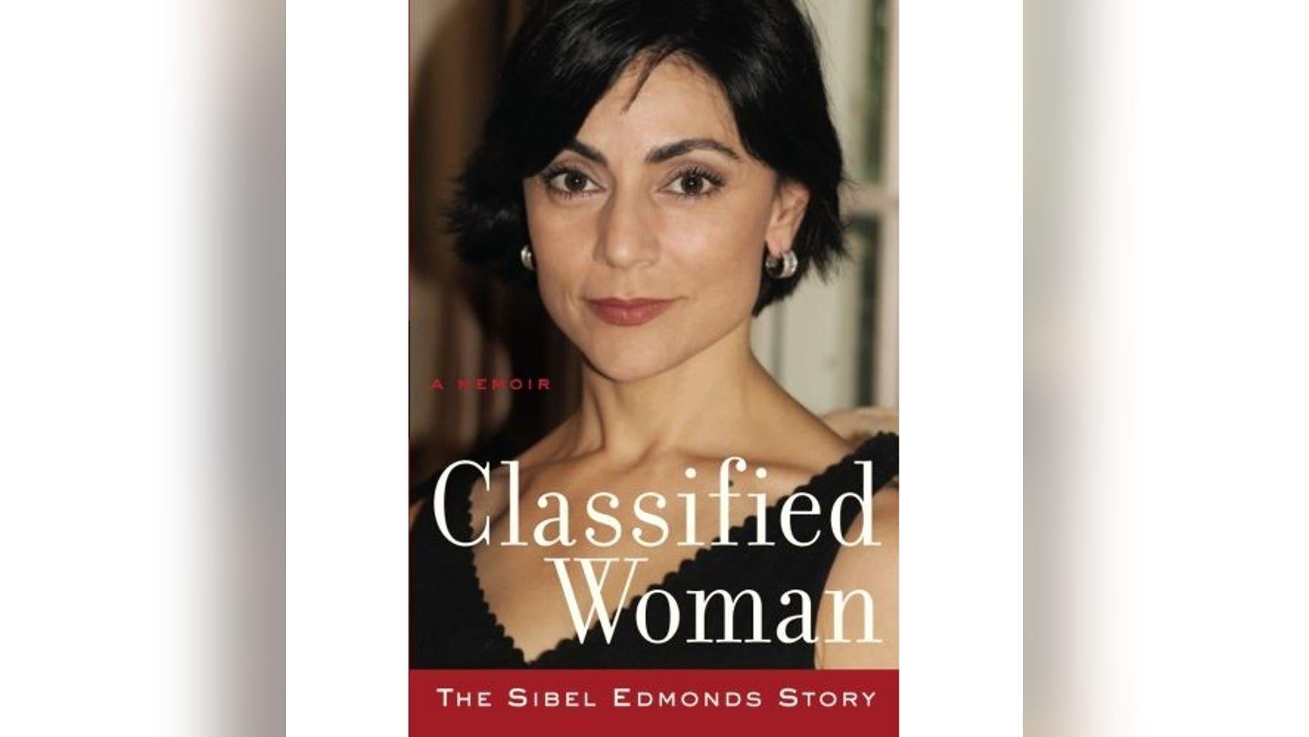 """Classified Woman - The Sibel Edmonds Story: A Memoir"" as seen on Amazon.com"