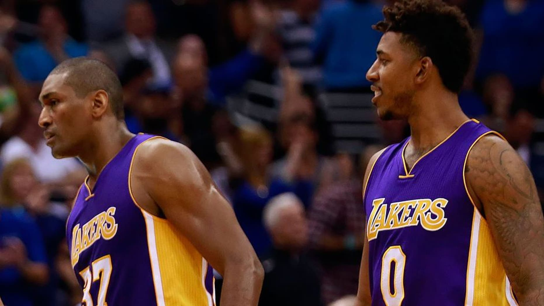 7dc8e1d3437 Metta World Peace says he s leaving Lakers