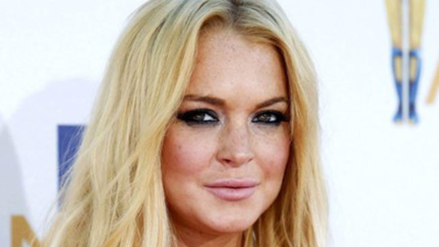 KAYLA: Lindsay lohan talks oral sex