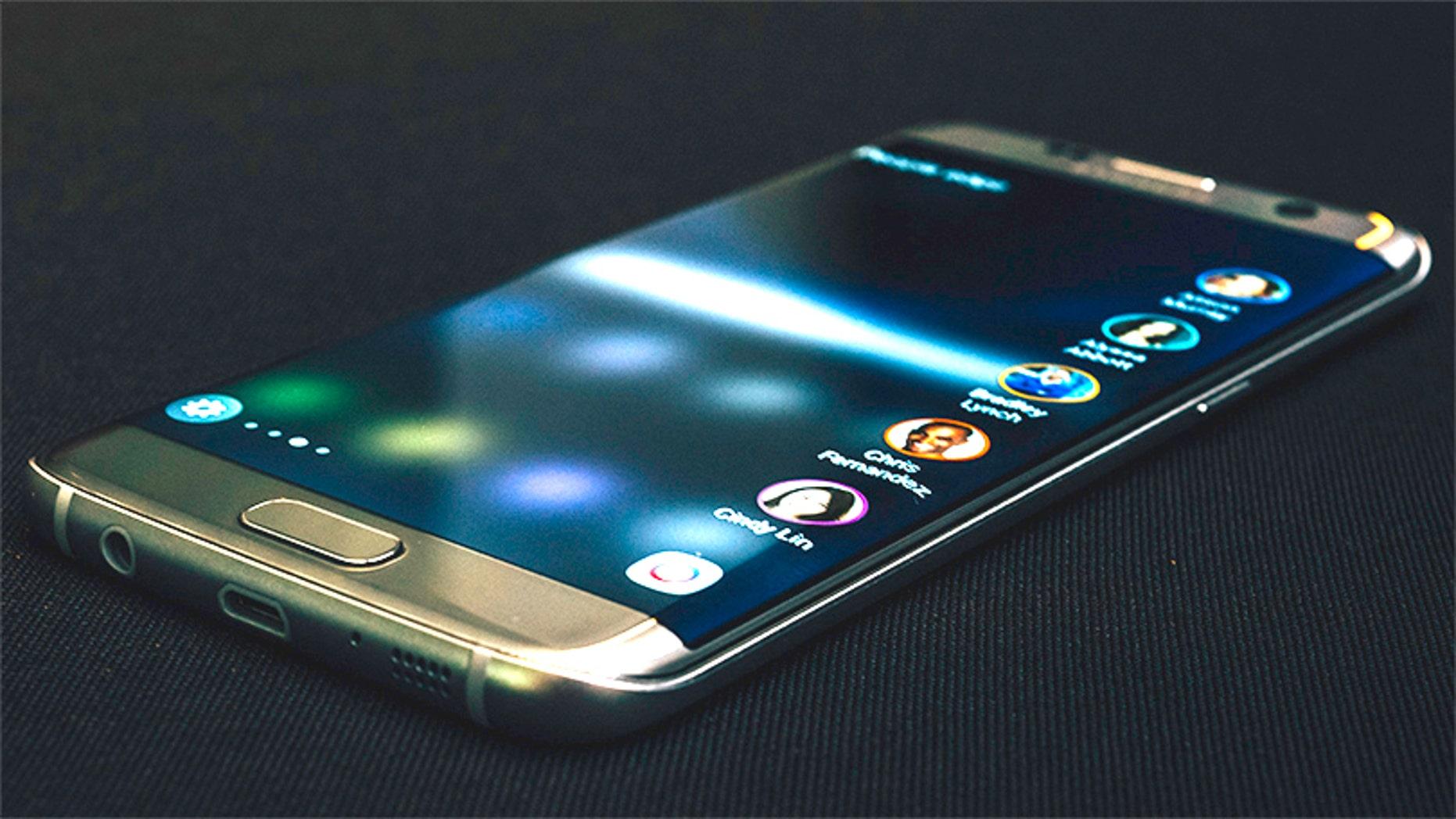 Samsung Galaxy S7 Edge (PC Mag)