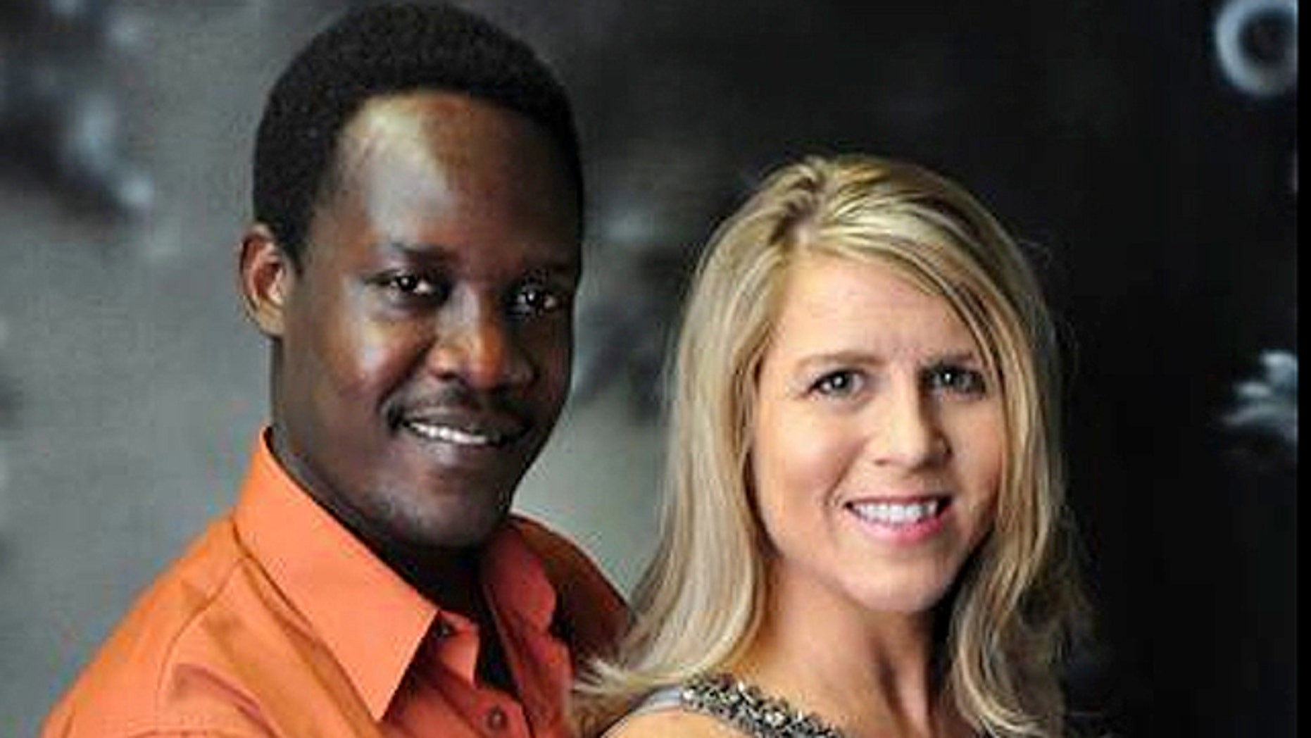 Rudwan Dawod, who had faced charges of terrorism and criminal organization, met his wife Nancy Williams while working as volunteers at Sudan Sunrise in 2009. They later married and the Oregon couple is now expecting their first child, whom they will name Sudan, in September. (Courtesy: Sudan Sunrise)