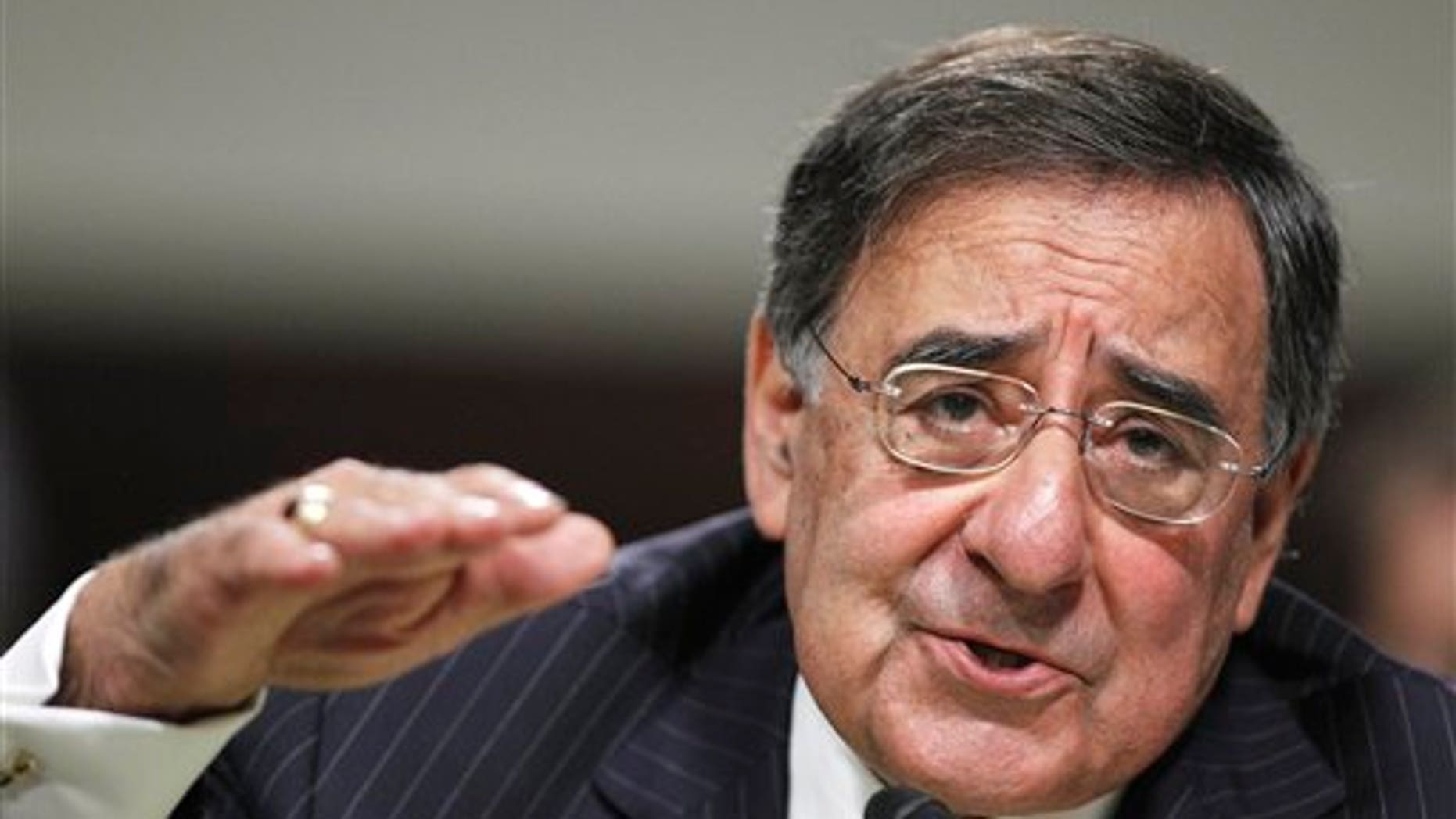 June 9: Pentagon chief Leon Panetta testifies on Capital Hill. The Pentagon plans to send $45 billion in anti-terror military equipment to African nations in hopes of countering the growing terror threat in Somalia.