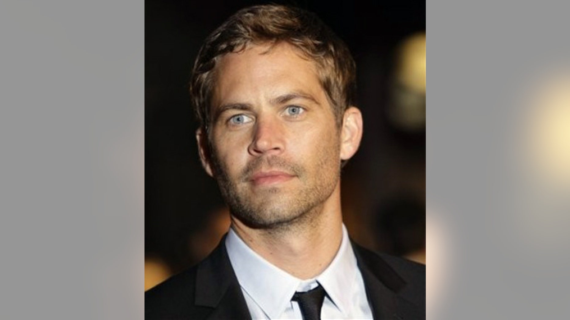 U.S actor Paul Walker arrives for the UK Premiere of Fast & Furious, in London's Leicester Square, Thursday, March 19, 2009. (AP Photo/Joel Ryan)