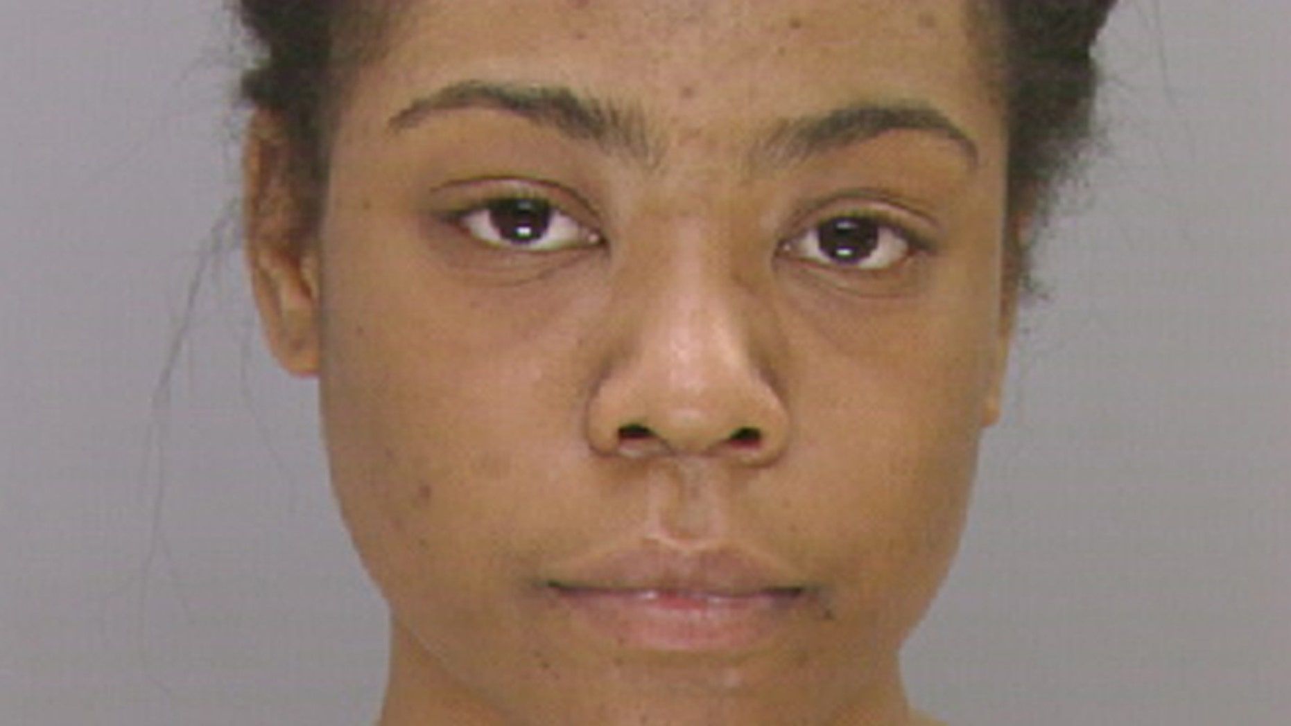 This undated photo provided by the Philadelphia Police Department shows 19-year-old Christina Regusters. Regusters, a day care worker charged with the abduction and rape of a 5-year-old girl who was found barely clothed and shivering in a chilly playground, has been indicted by a grand jury.