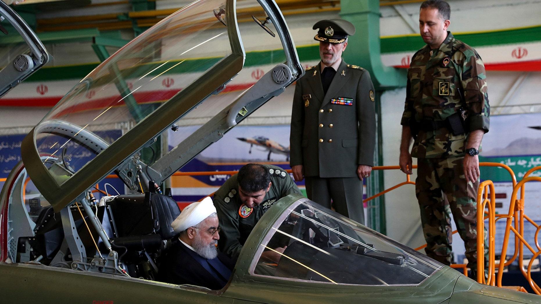 Iran unveils new fighter jet with Washington in mind | Fox News