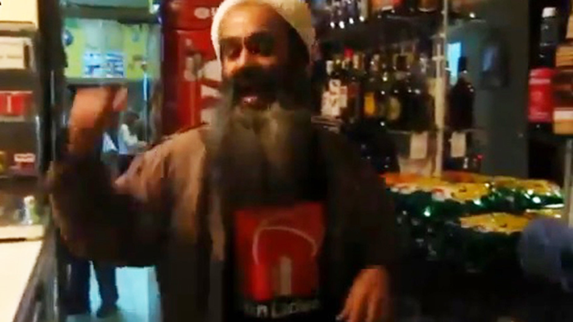 Osama bin Laden bar in Brazil is exactly what you think it would be.