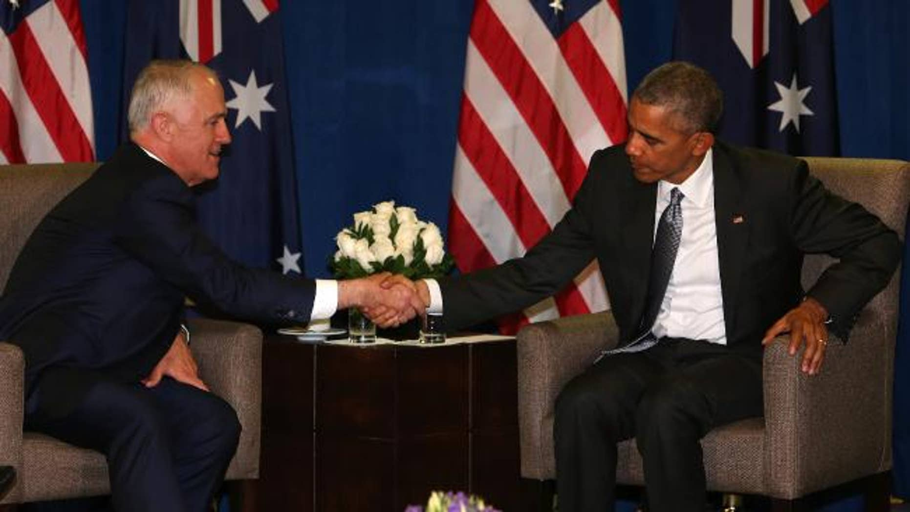 The Australian government had previously denied a refugee swap deal was agreed to with former President Barack Obama.