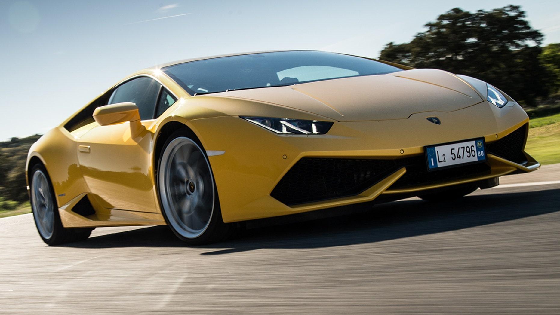 Dubai Tourist Racks Up 45 000 In Speeding Tickets In 4 Hours Fox News