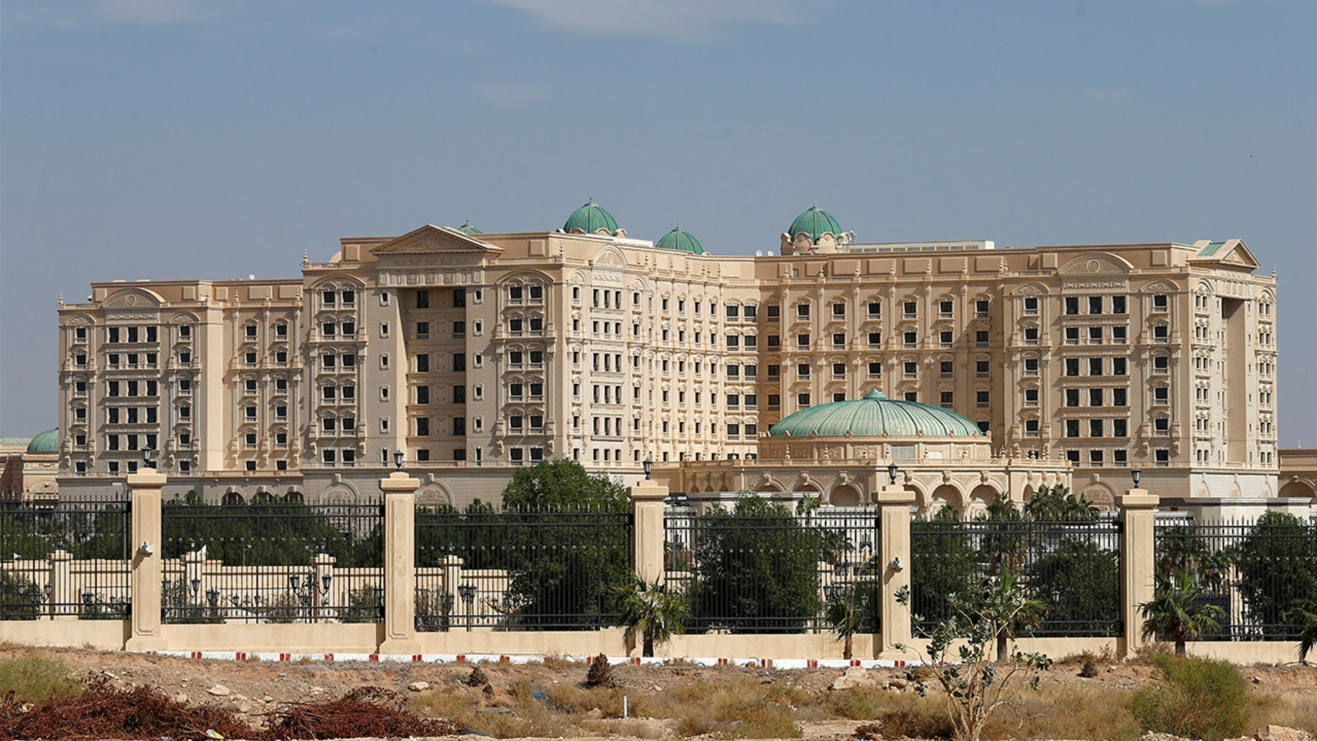 The Ritz-Carlton in Riyadh has been closed to guests since November, serving instead as a high-end prison for Saudi officials.