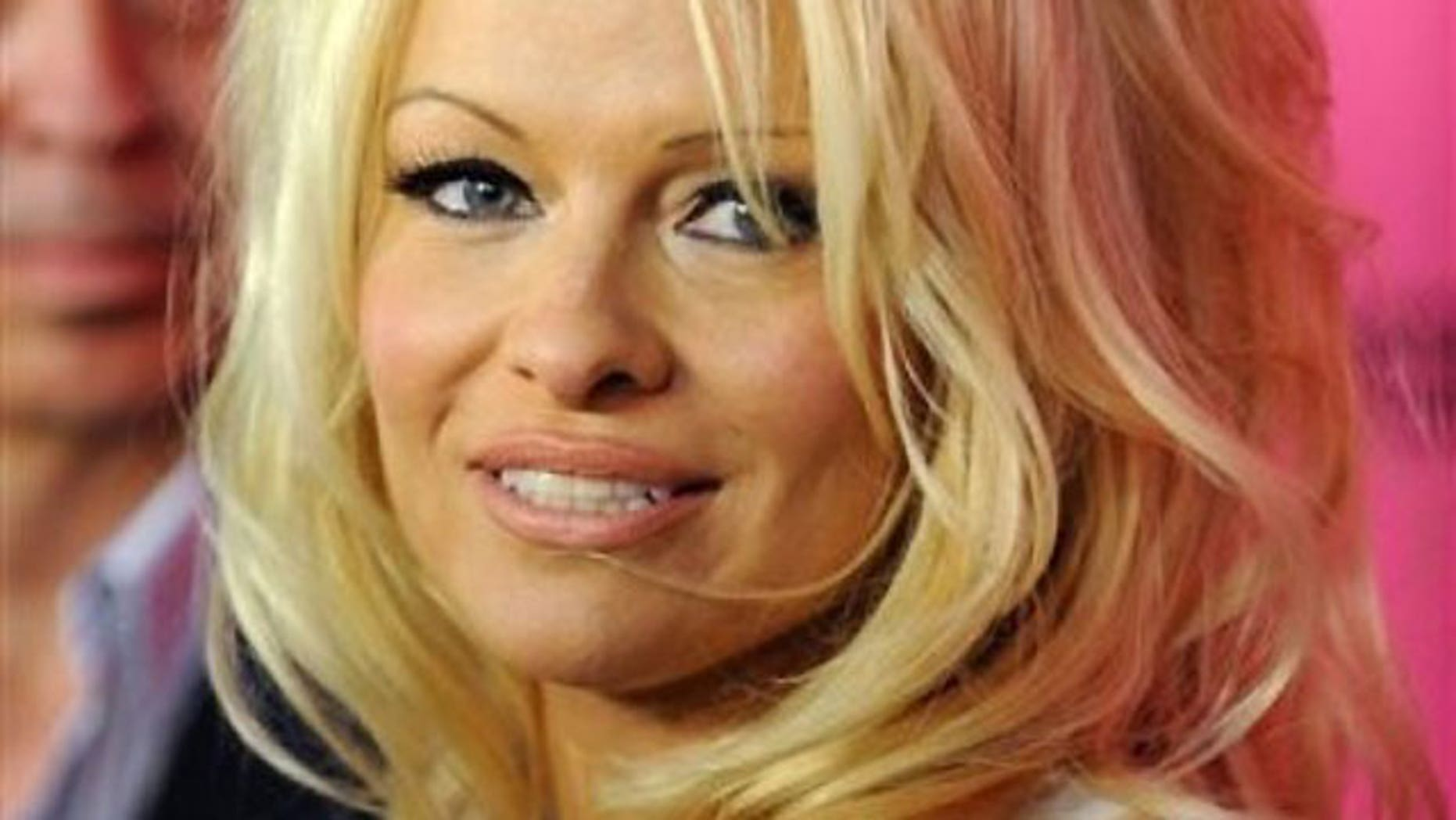 """Pam Anderson will appear in an Indian version of """"Big Brother."""""""