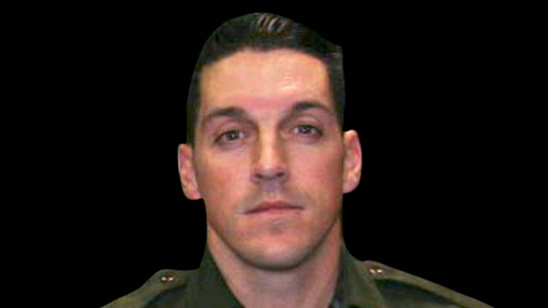 FILE:  Undated photo provided by U.S. Customs and Border Protection of U.S. Border Patrol agent Brian A. Terry. Terry was fatally shot north of the Arizona-Mexico border while trying to catch bandits who target illegal immigrants in December, 2010.