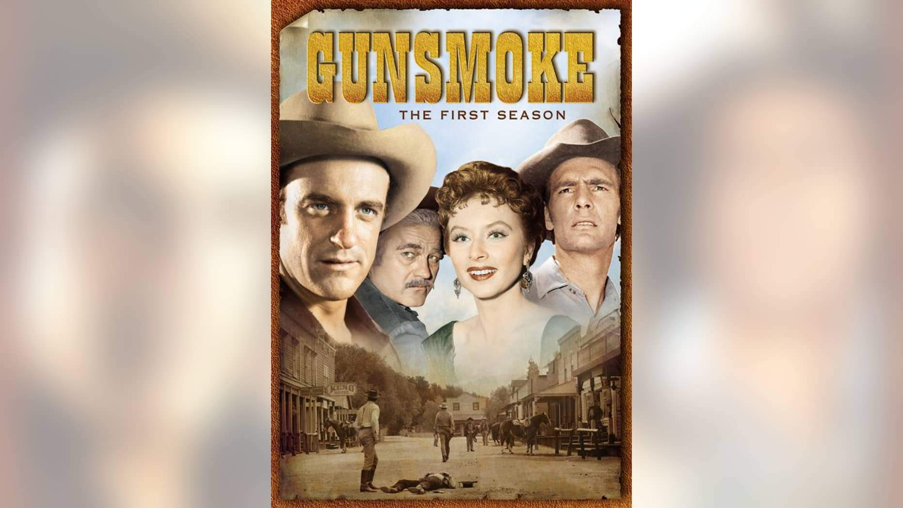 Gunsmoke' cast to reunite in Dodge City 6 decades after