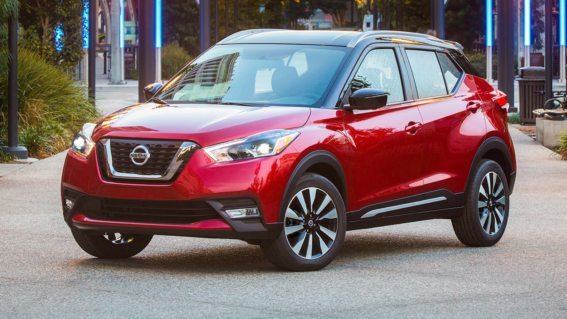 The All New 2018 Nissan Kicks, The Newest Entry In The Fast Growing