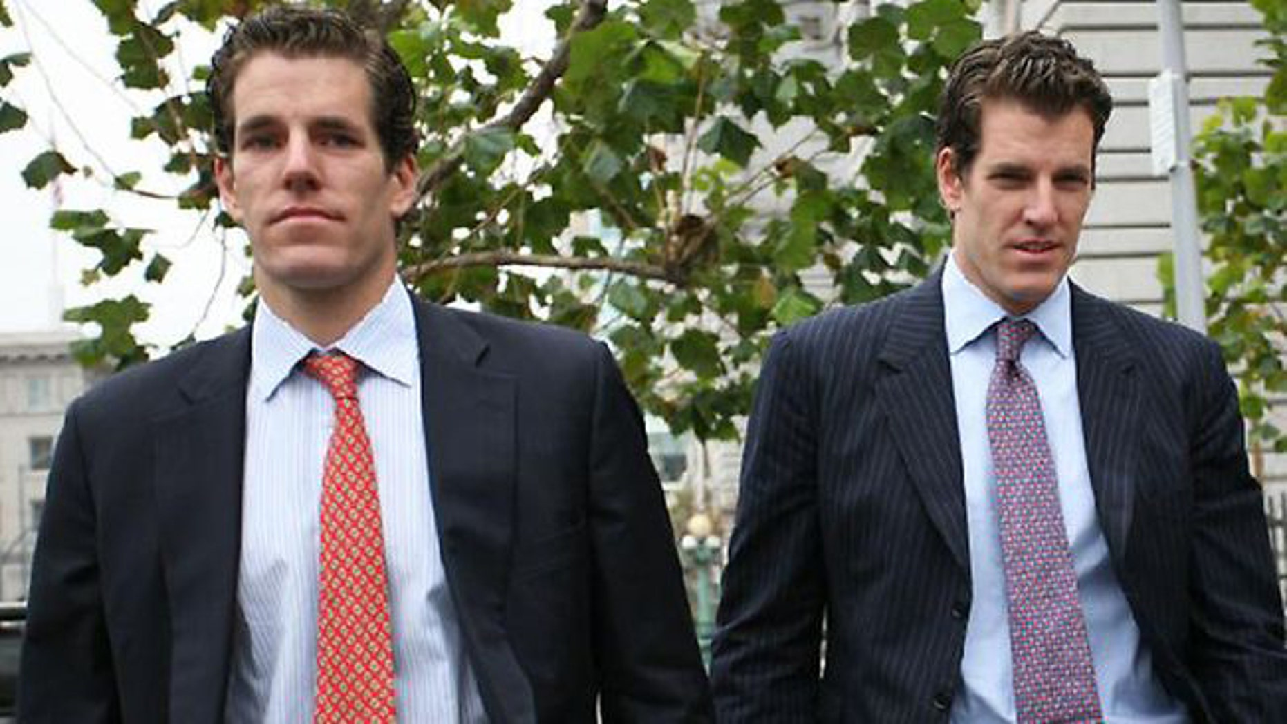 Cameron and Tyler Winklevoss have started a venture capital company.