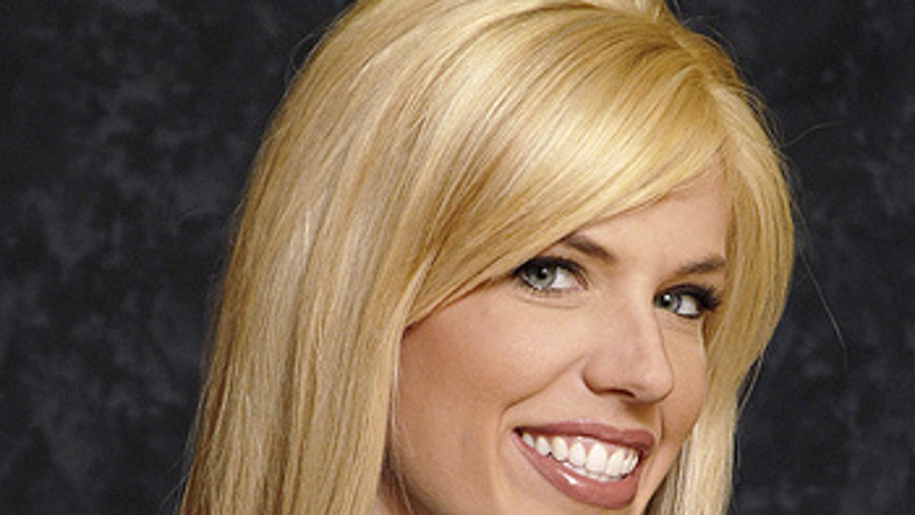 KATV news anchor Anne Pressly died Oct. 25, 2008.