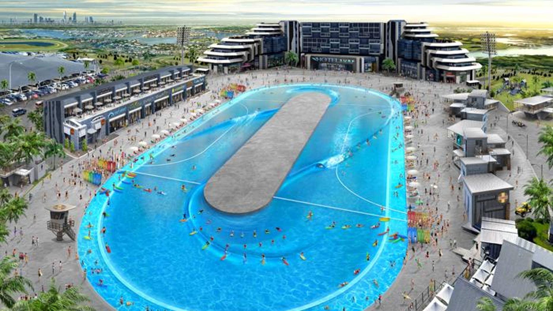 Best Water Park Wave Pools Around The World Fox News