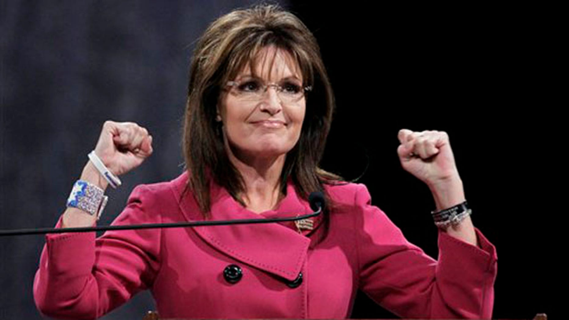 Sarah Palin is bringing her insights and commentary back to Fox News, beginning Monday on Fox & Friends.  (AP)