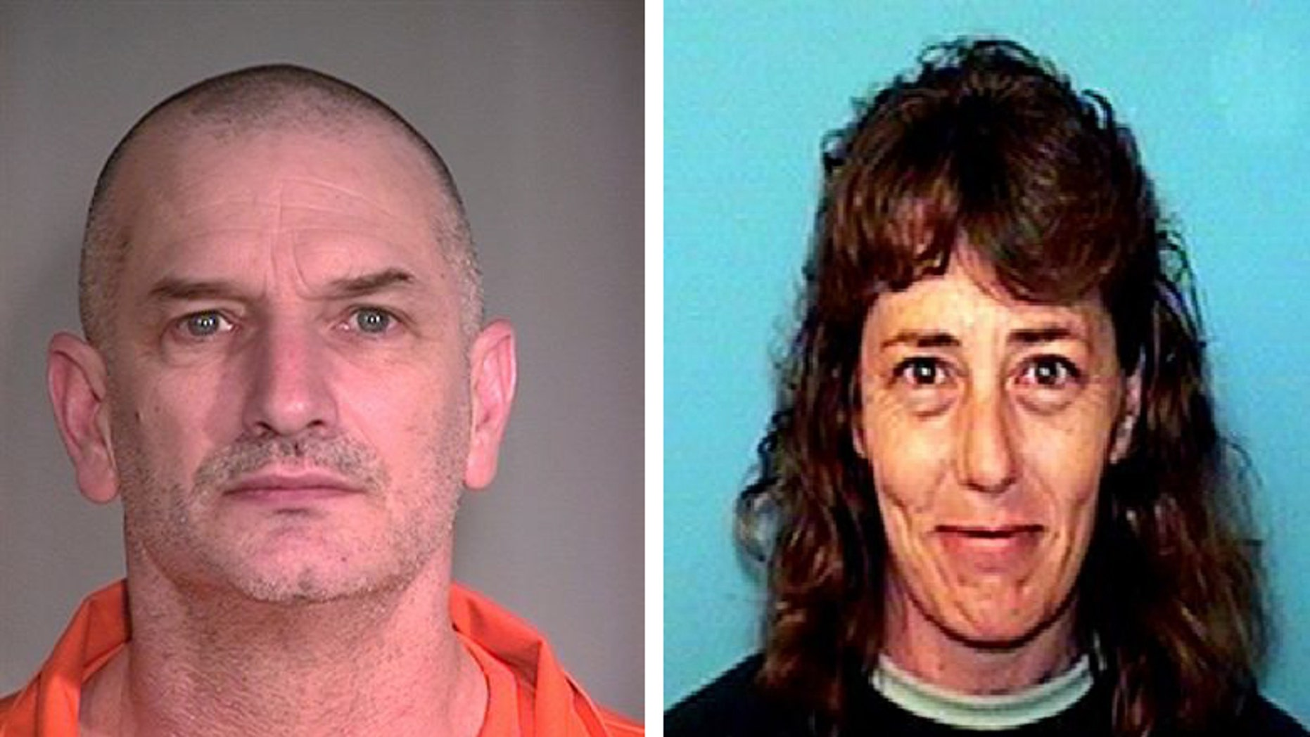 Fugitives John McCluskey and Casslyn Welch were captured Aug. 19 in the Apache Sitgreaves forest in Arizona.