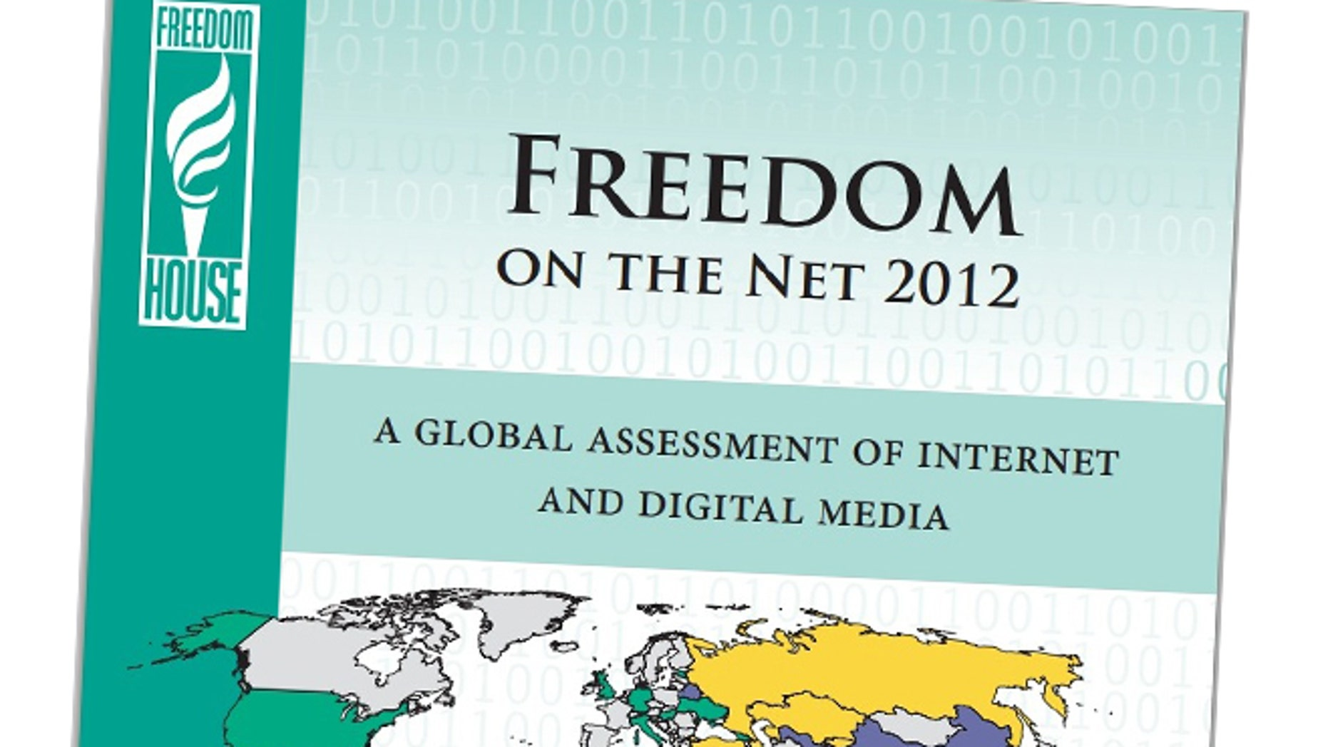 Sept. 24, 2012: A report from Freedom House details Internet access and censorship, from Argentina to Zimbabwe.