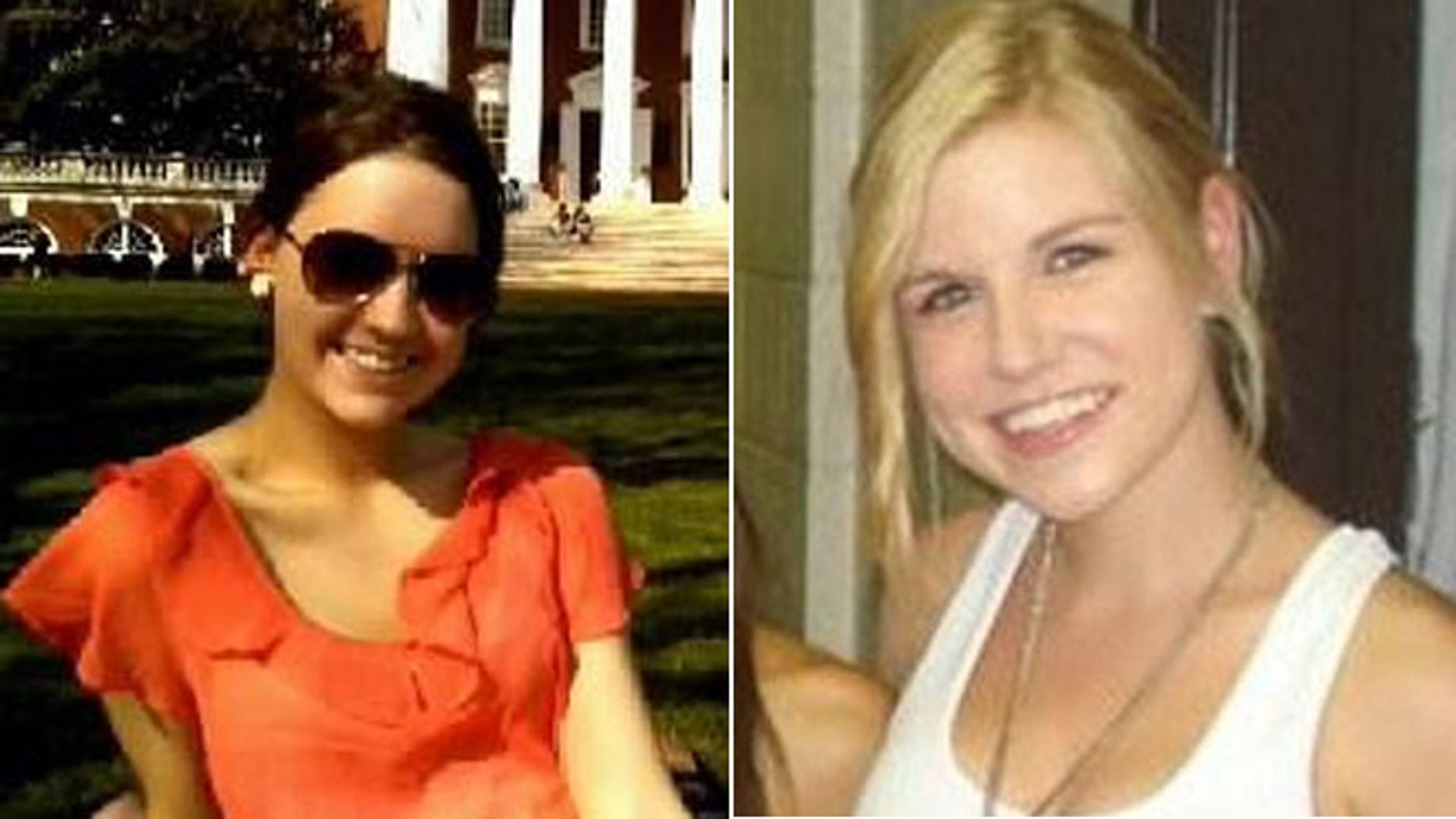 Authorities identified Rose Louese Mayr, left, and Elizabeth Conway Nass as the victims of  a train derailment.