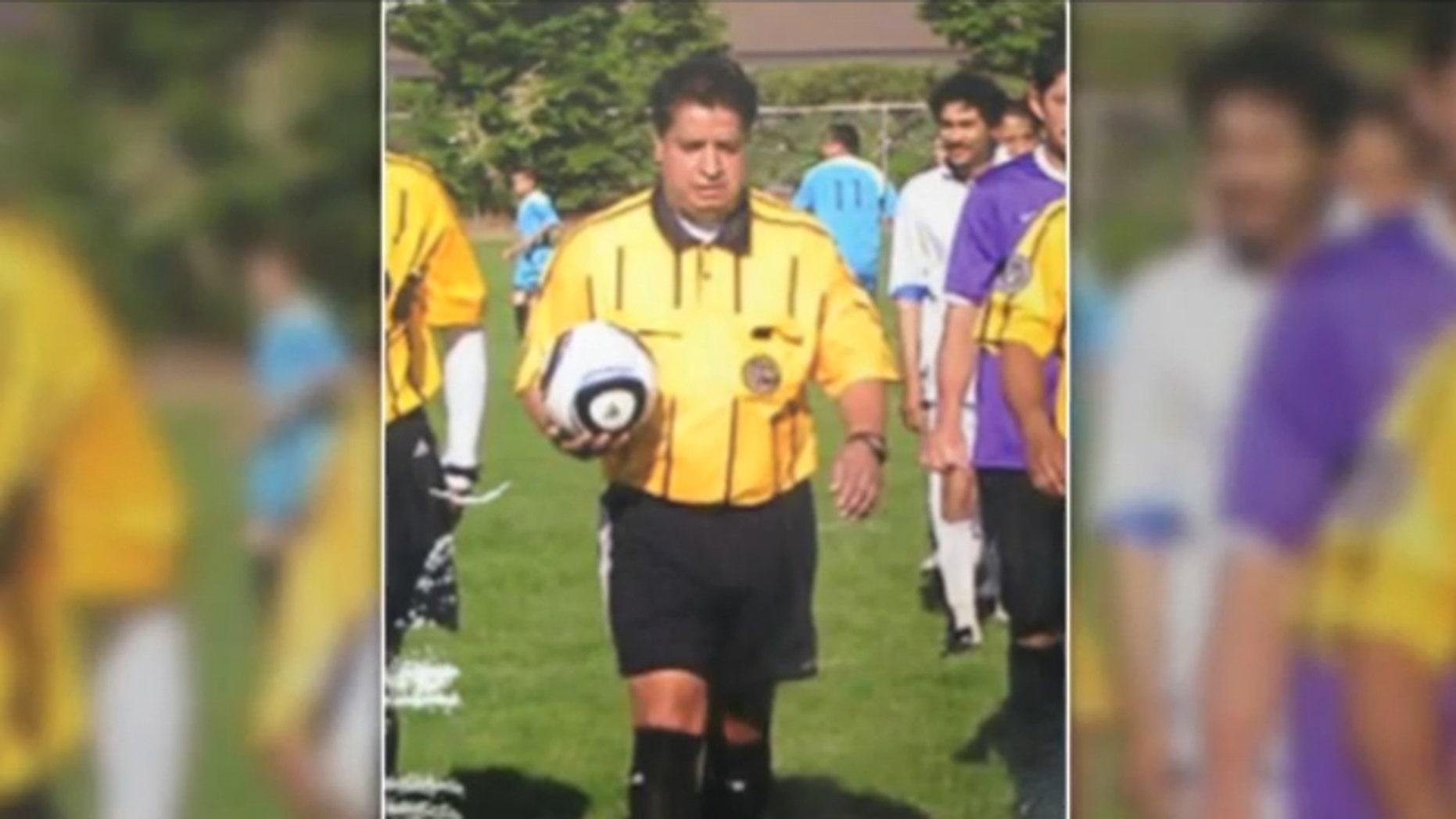 Ricardo Portillo, 46, is in a coma.