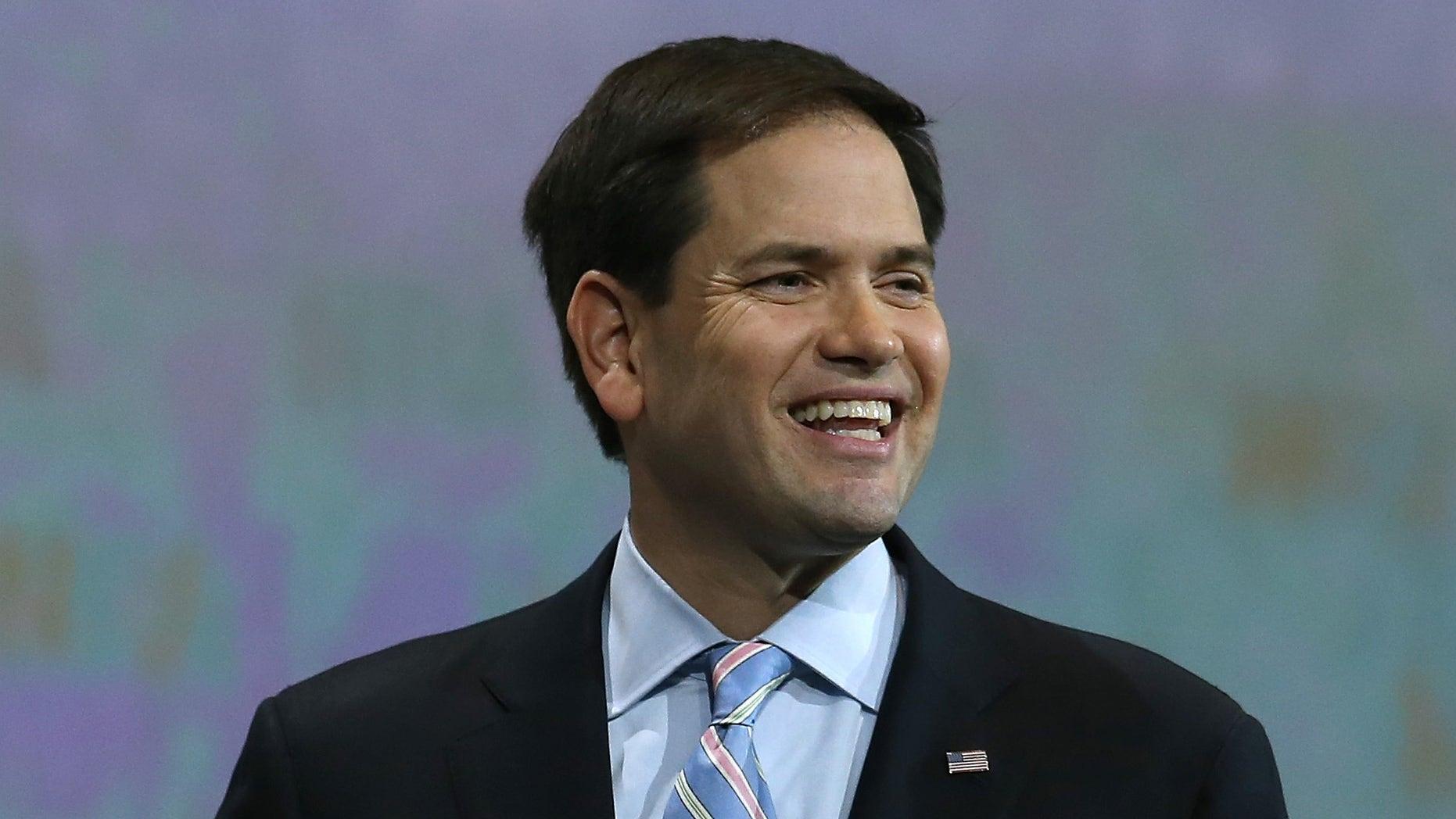 Sen. Marco Rubio