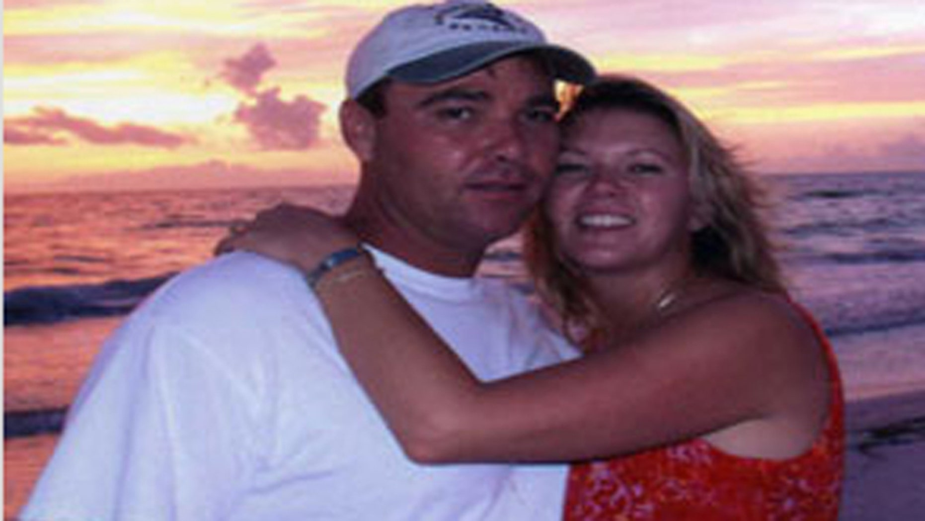 David and Dawn Viens, before her disappearance