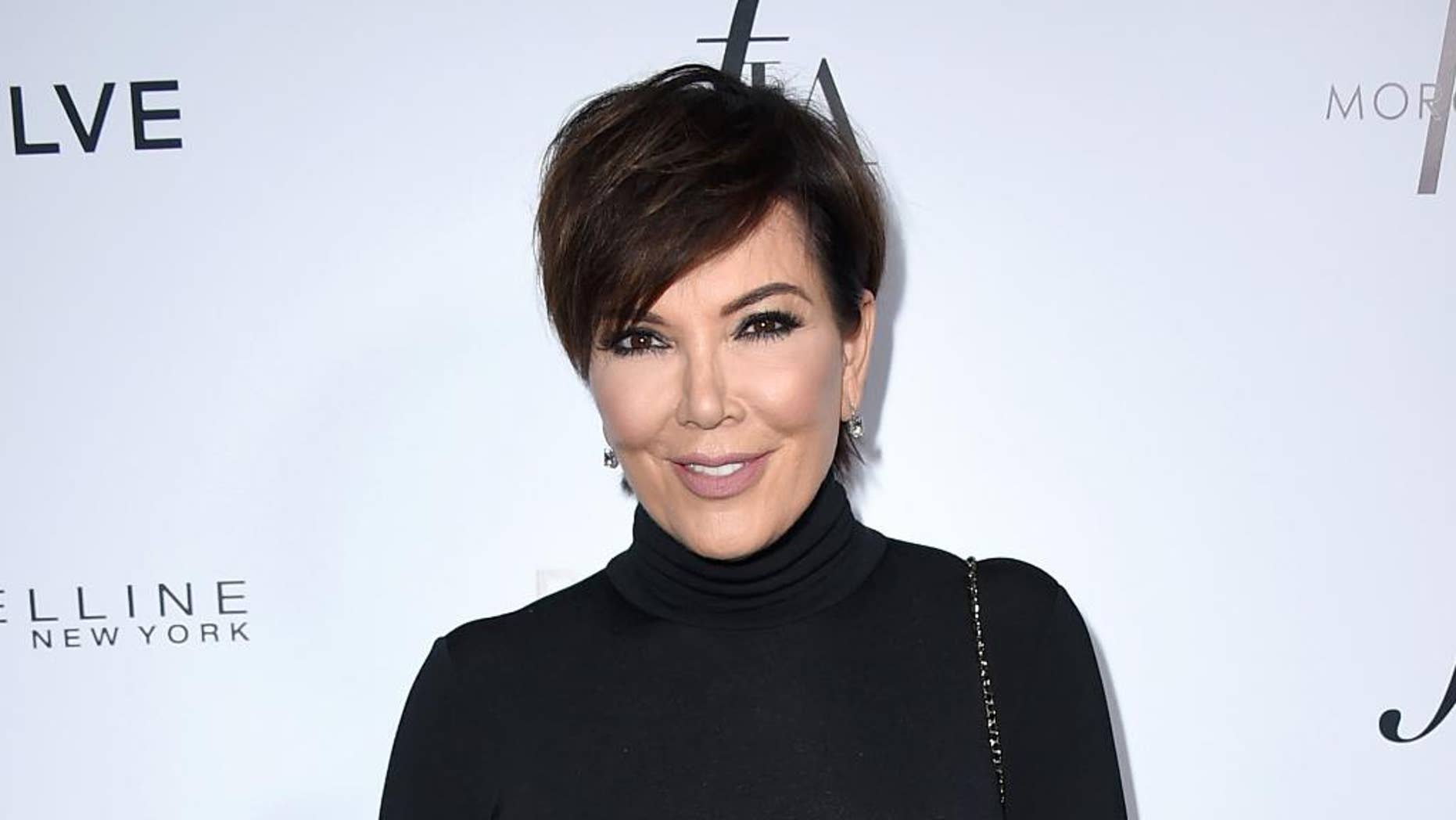 This March 20, 2016 file photo shows Kris Jenner at Daily Front Row's Fashion Los Angeles Awards in Los Angeles.
