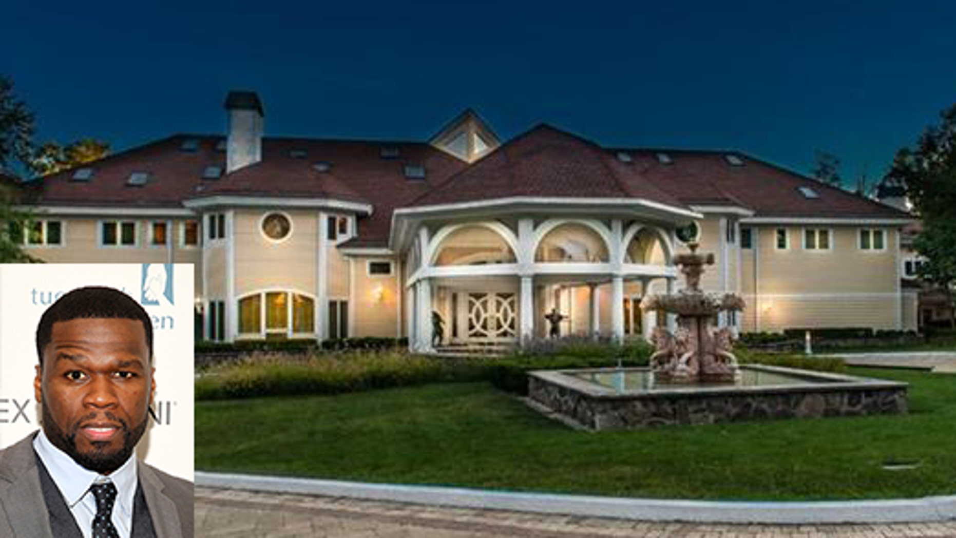 50 Cent's house in CT