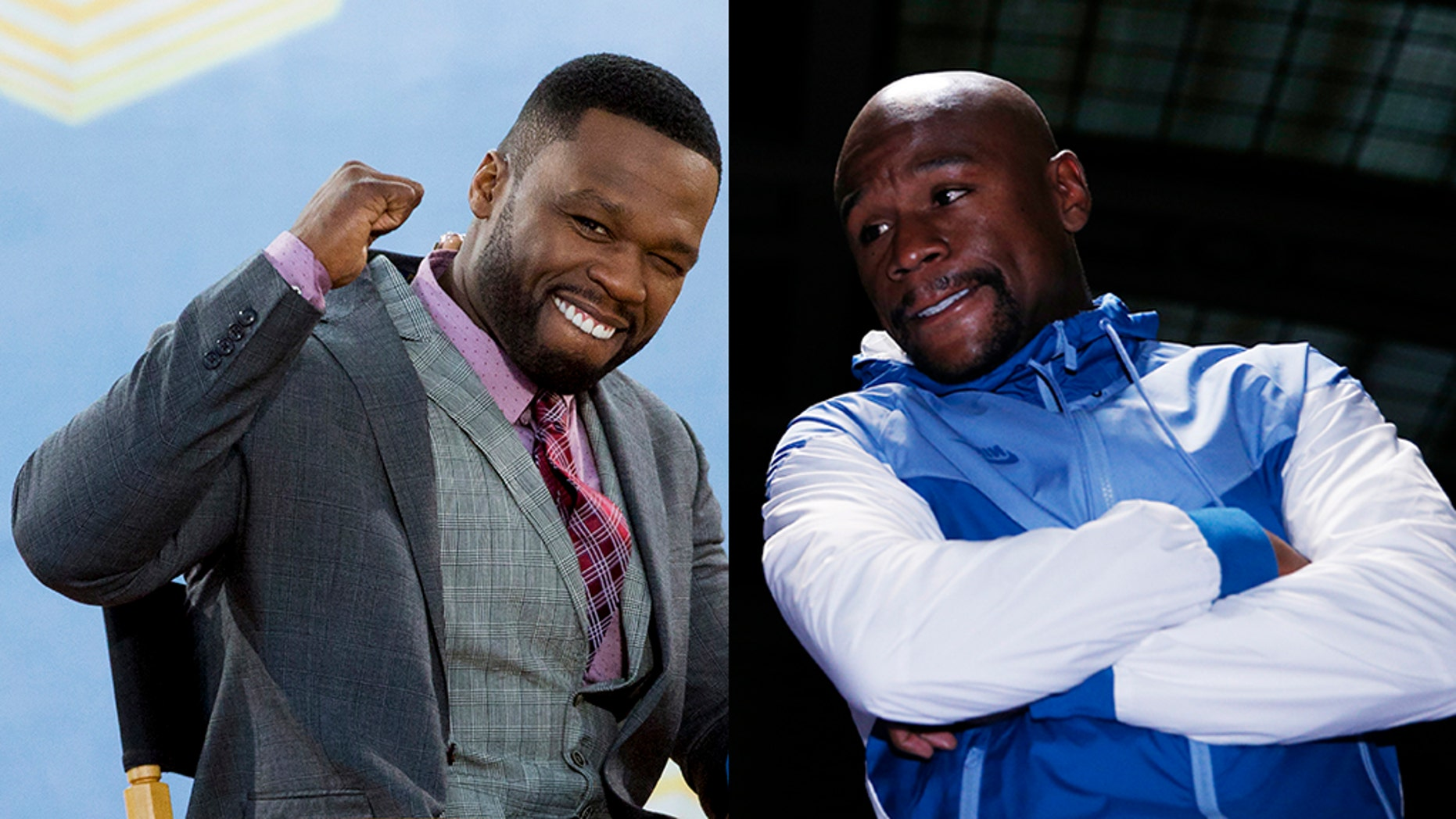 Friends turned foes 50 Cent and Floyd Mayweather have been engaged in a recent social media slugfest.
