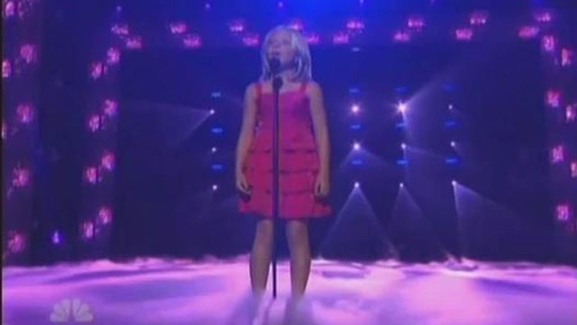 Ten-year-old opera sensation Jackie Evancho advanced to the finals of 'America's Got Talent' before losing to Michael Grimm.
