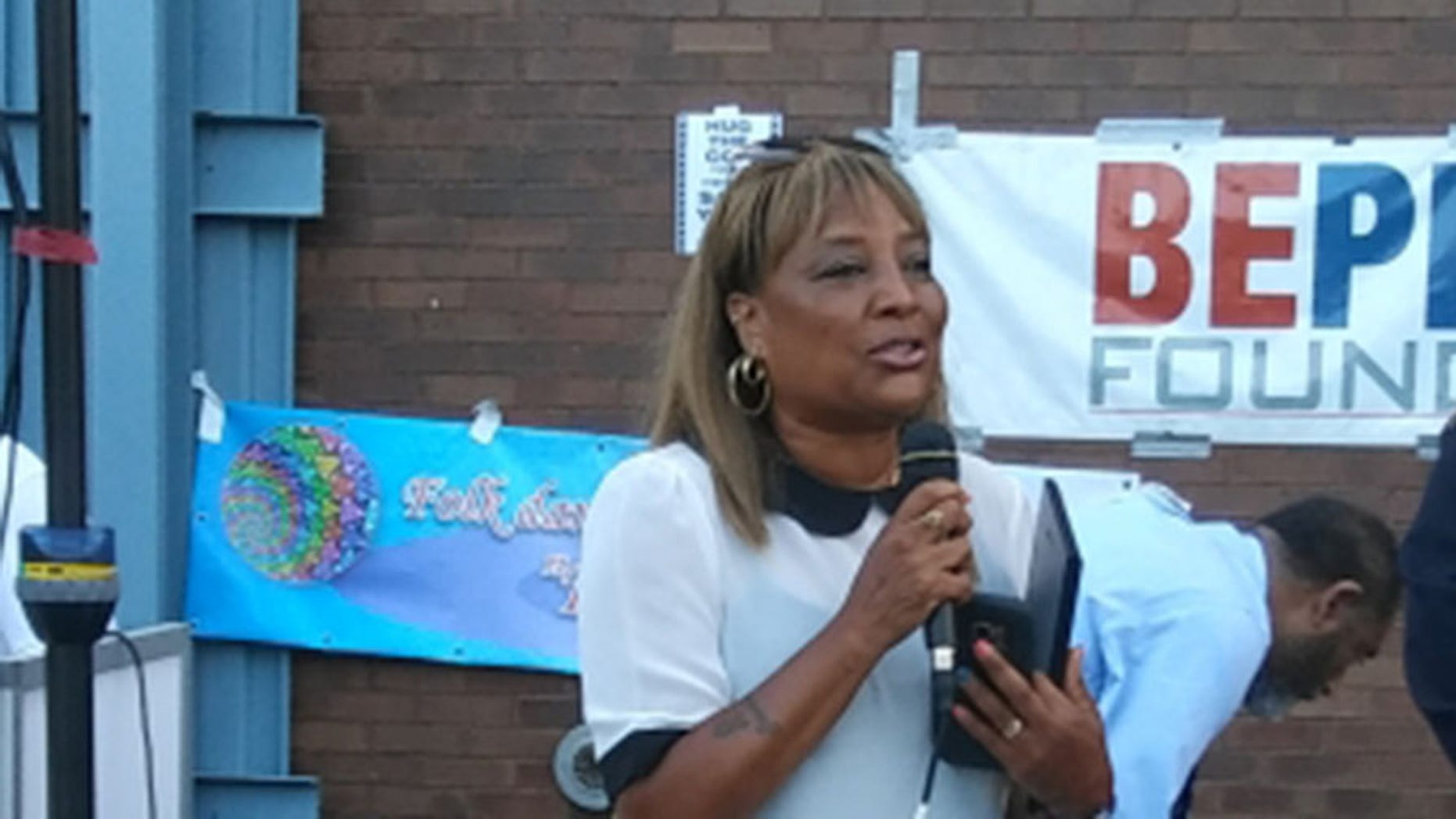 NY Assemblywoman Pamela Harris was indicted Tuesday on multiple counts of fraud.