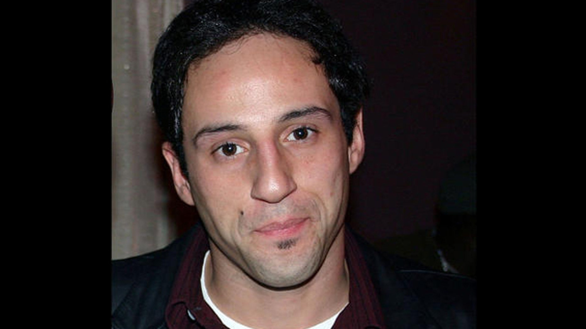 """An off-duty police officer was killed Saturday in a gunfight with two burglars outside his home, Saturday Dec. 10, 2005. One of the suspects was identified by police as Lillo Brancato Jr., an actor who also appeared in several episodes of """"The Sopranos"""" as Matt Bevilacqua.  Lillo Brancato, Jr.is shown in a Feb. 2005 photo in New York. (AP Photo/David Greene)"""