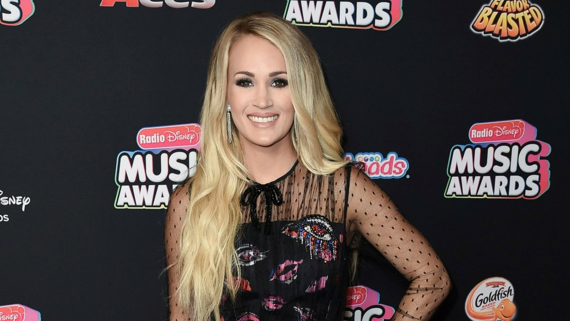 Carrie Underwood spoke about female representation on country radio.