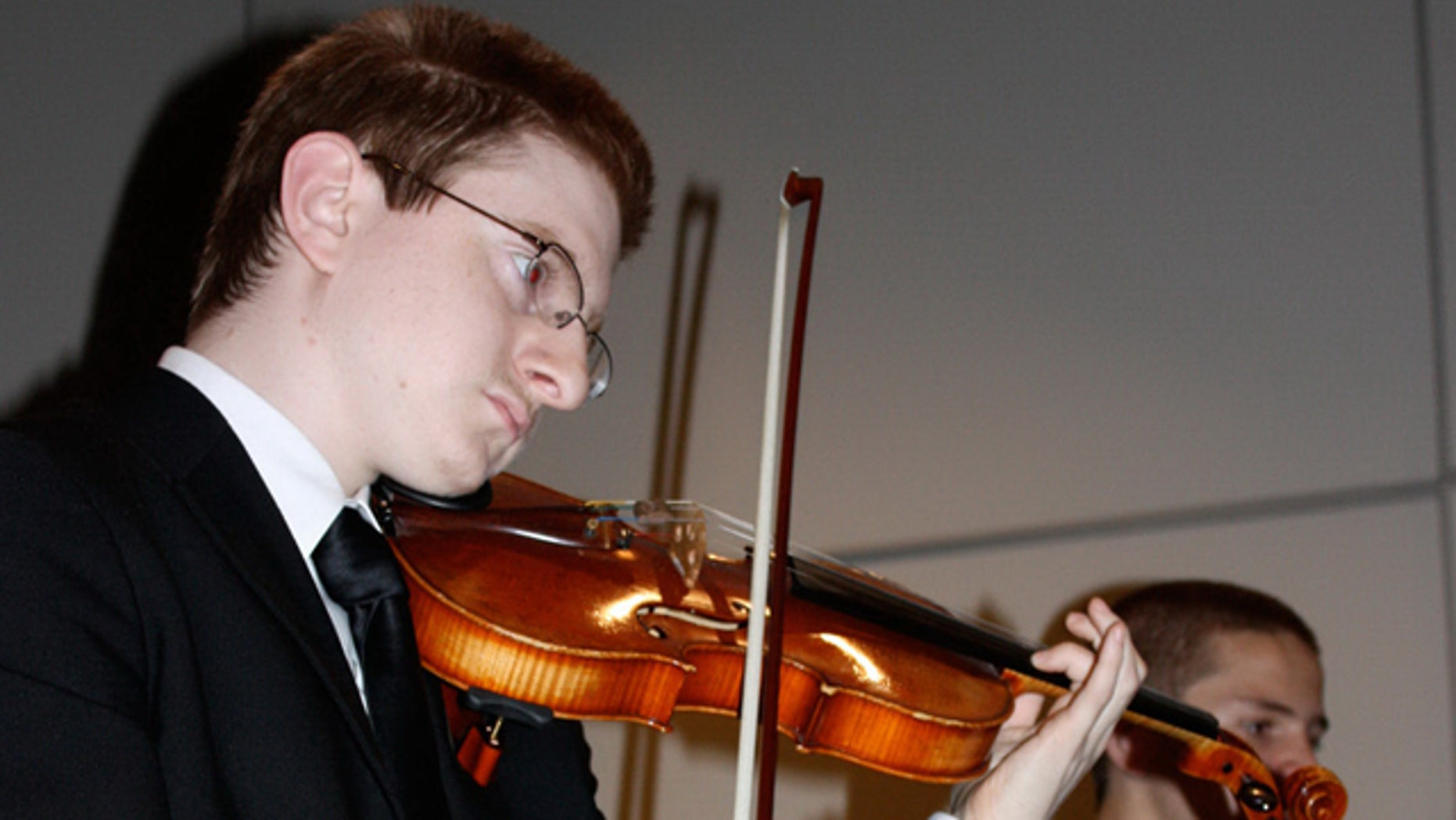 Undated photo of Tyler Clementi.