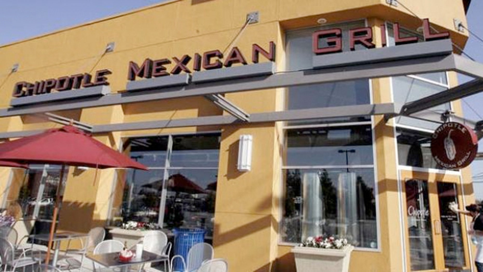 The Denver-based chain says it may have no choice but to drop guacamole from its menu due to worsening climate change.