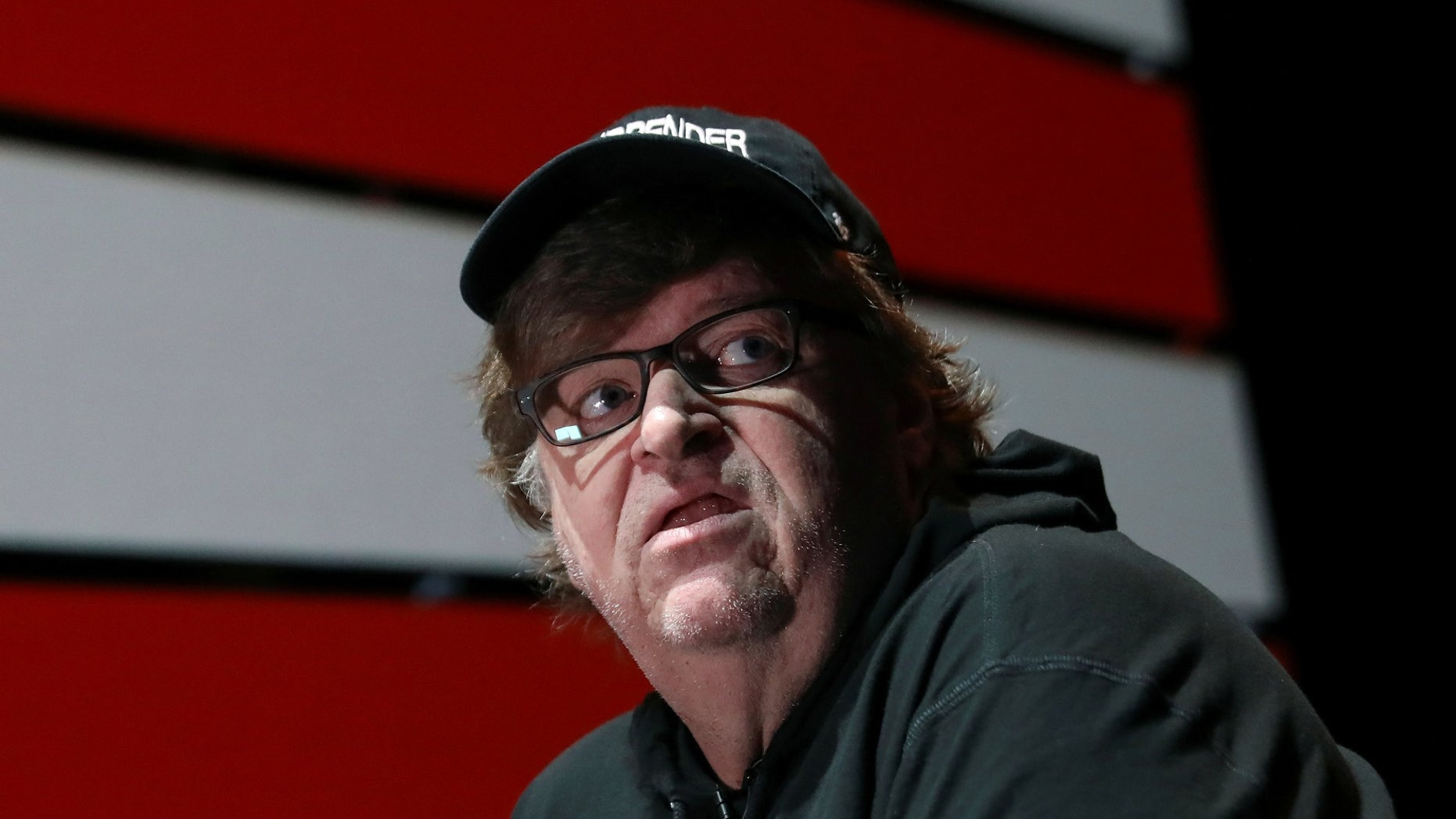 Filmmaker Michael Moore told MSNBC that President Trump 'absolutely' could be the last president of the United States.