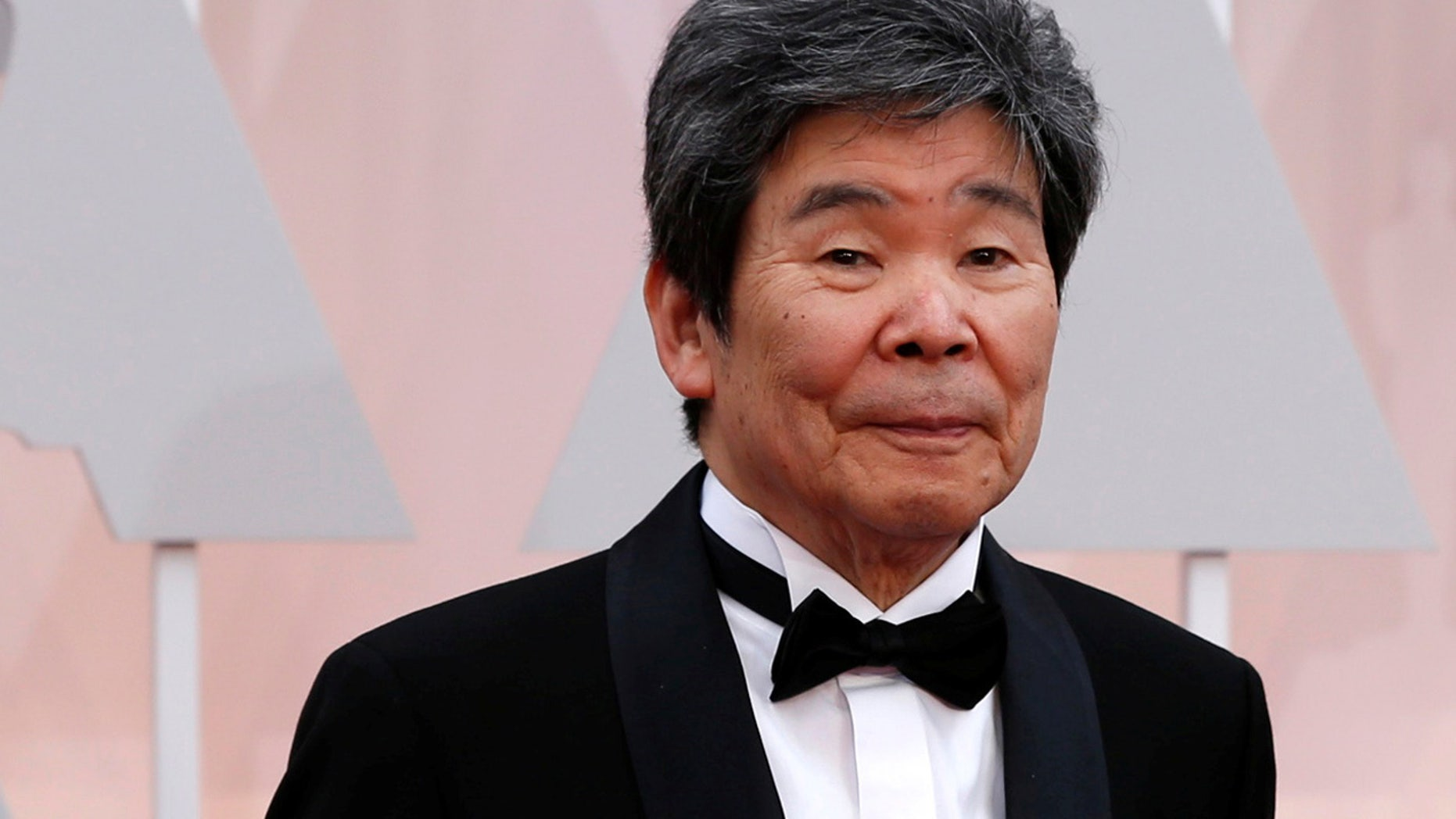 FILE 2015: Isao Takahata died Thursday of lung cancer at a Tokyo hospital. He was 82