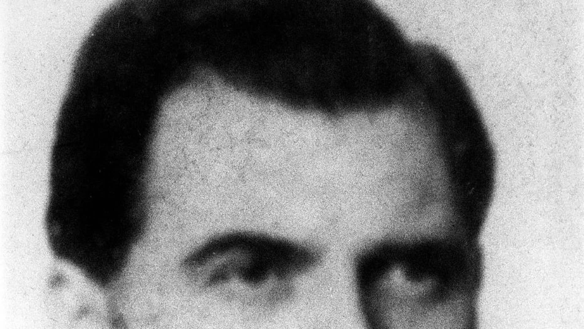 FILE - This file picture of 1956 shows the WWII war criminal Josef Mengele. Archaeologists in Berlin have unearthed a large number of human bones from a site close to where Nazi scientists carried out research on body parts of death camp victims sent to them by sadistic SS doctor Mengele. (AP Photo, file)